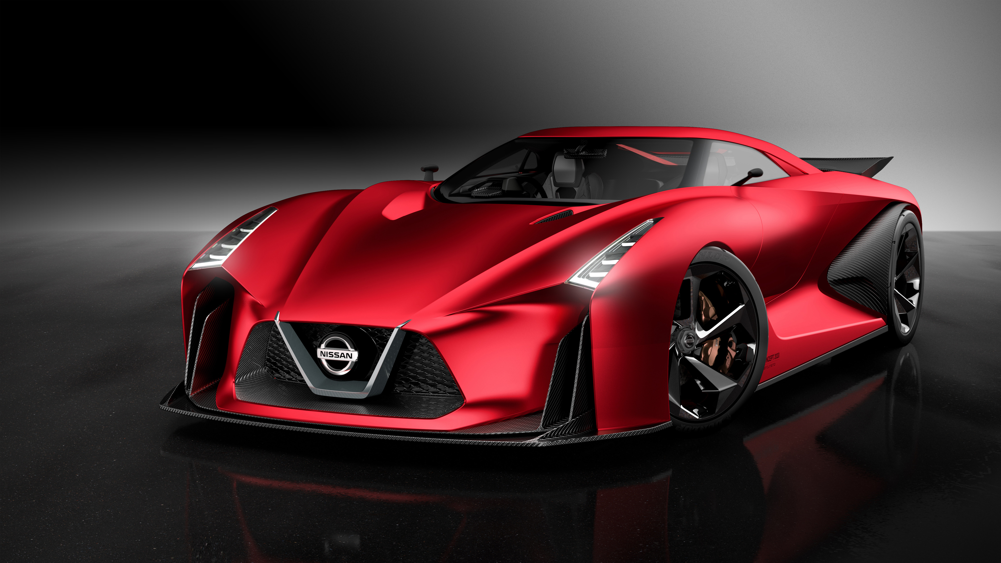 Nissan Concept 2020 Vision Gran Turismo Wallpaper HD Car Wallpapers