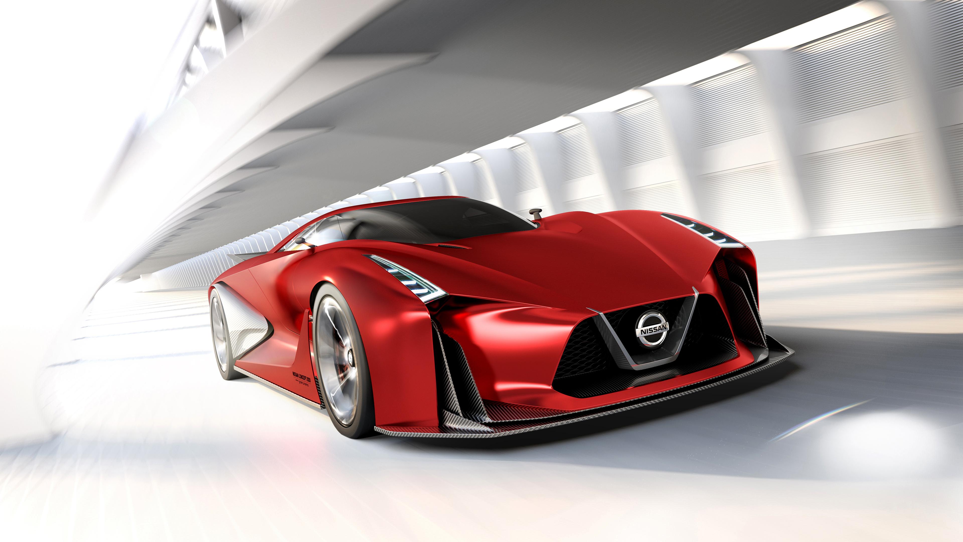 Nissan Concept 2020 Vision Gran Turismo 2 Wallpaper | HD ...