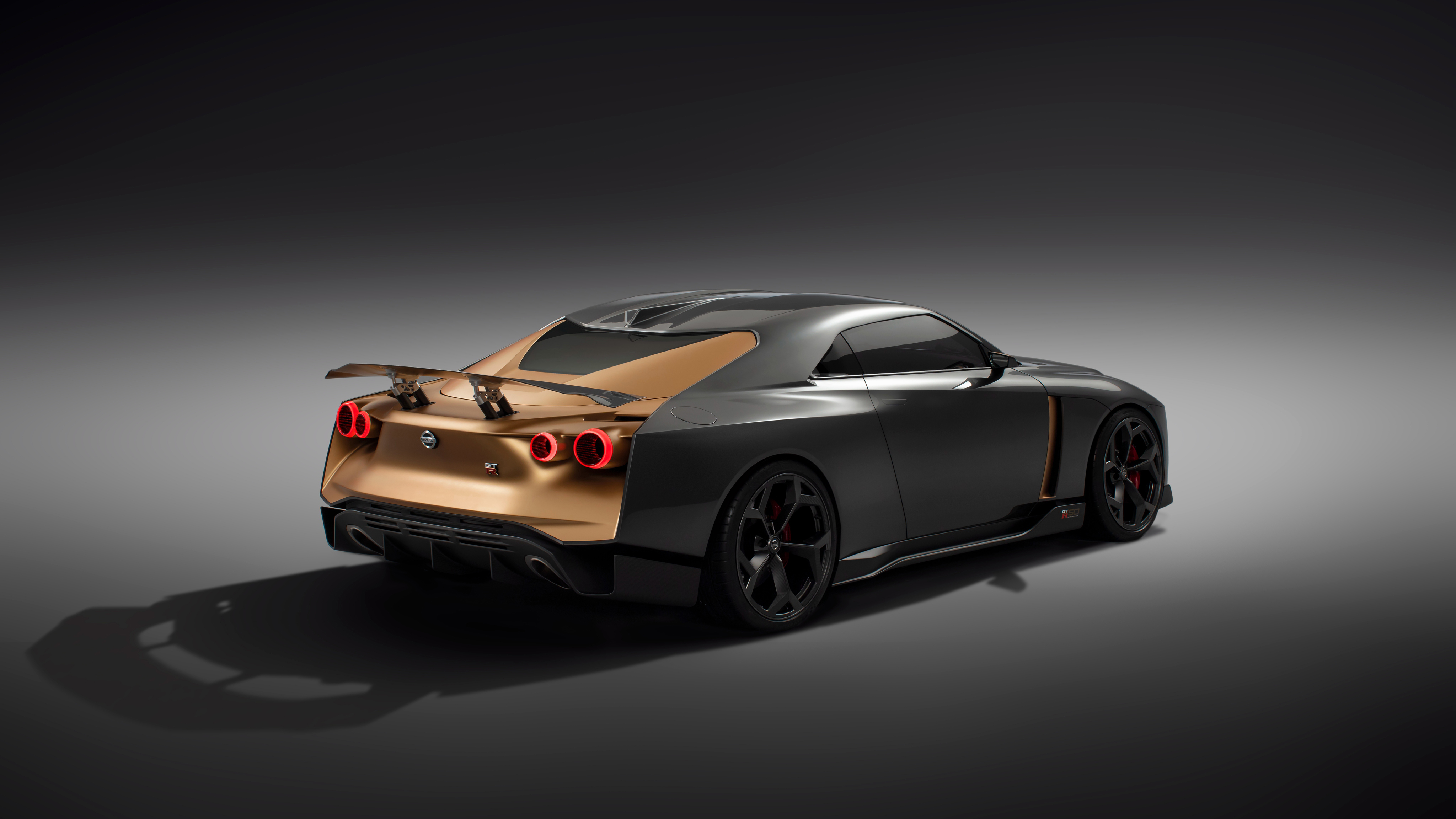Nissan GT-R50 Concept 2018 4K 2 Wallpaper   HD Car ...