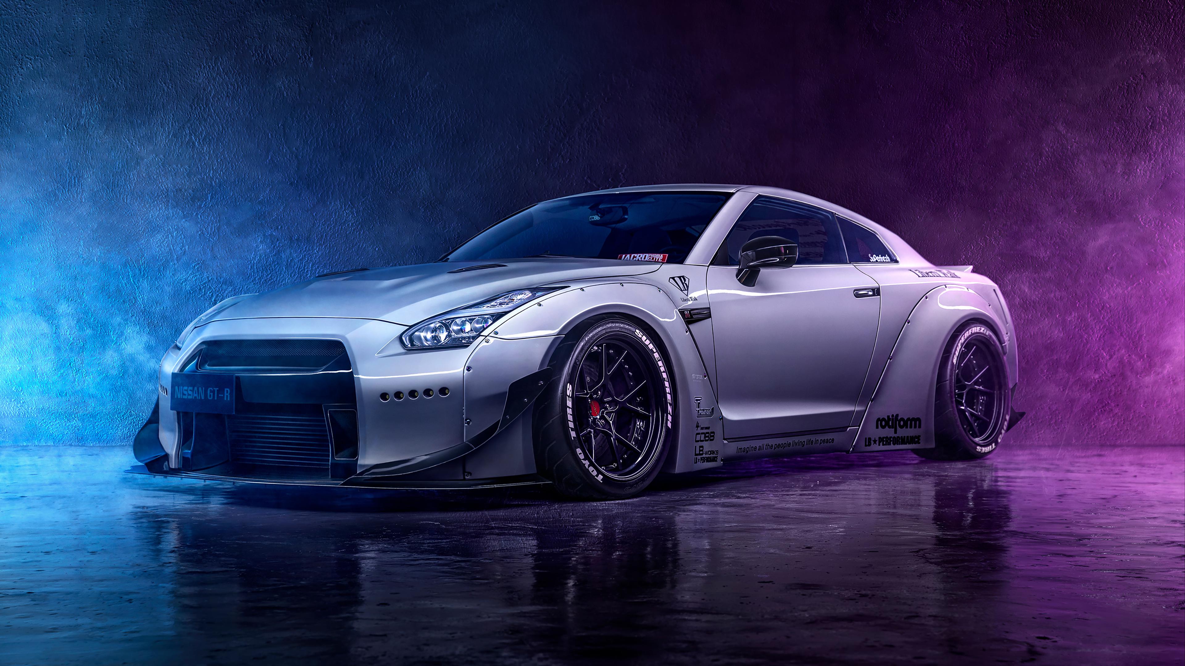Nissan GT-R 4K Wallpaper | HD Car Wallpapers | ID #14950