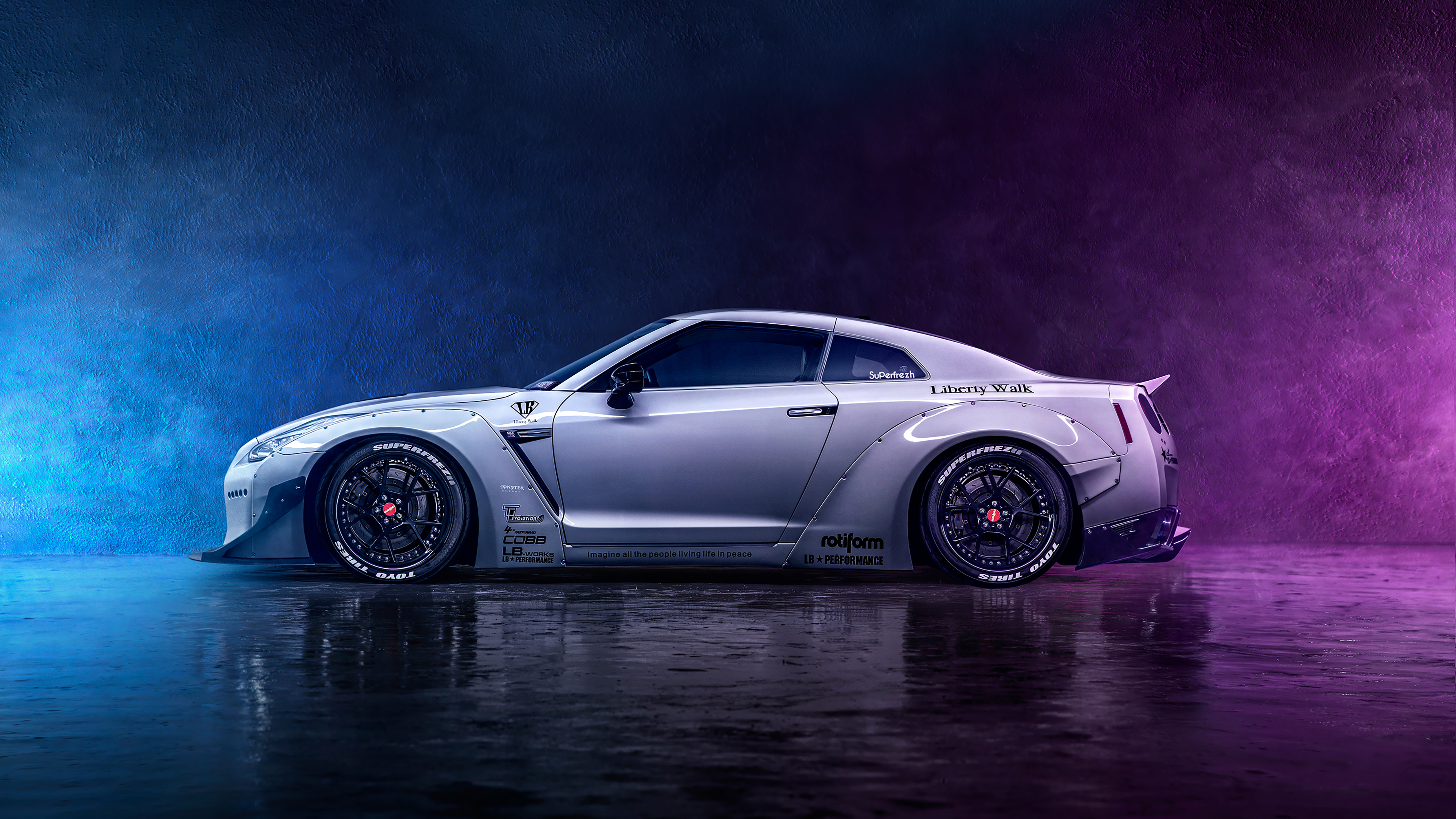 Nissan GT-R 4K 2 Wallpaper | HD Car Wallpapers | ID #14952
