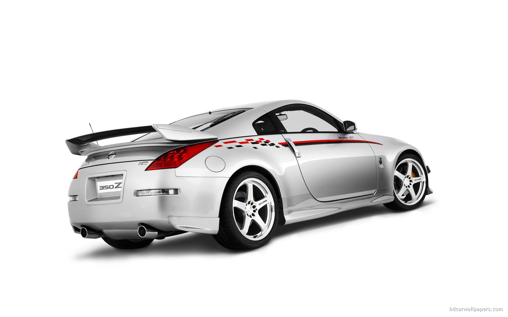 nissan nismo 350z 2 wallpaper hd car wallpapers id 1338. Black Bedroom Furniture Sets. Home Design Ideas
