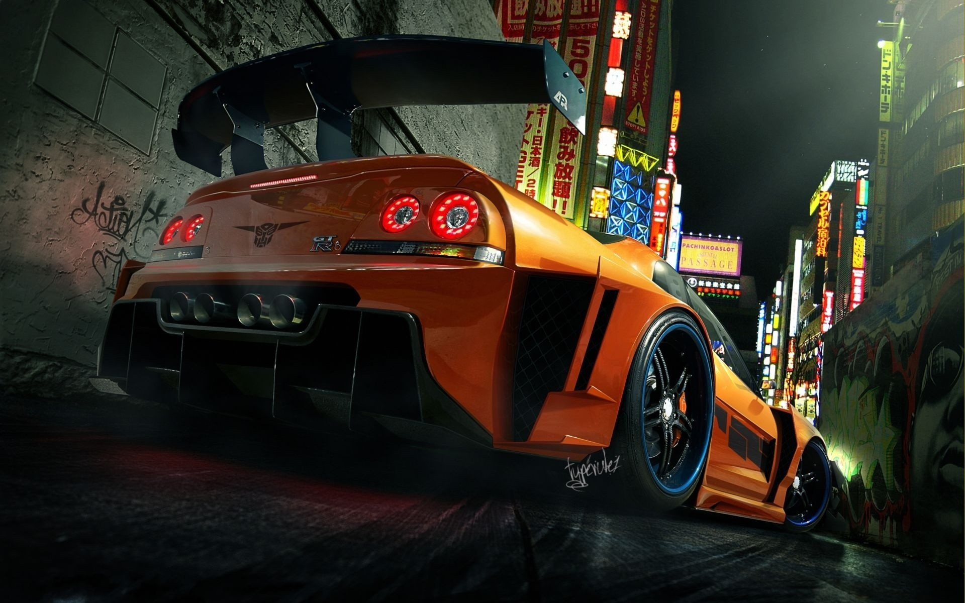 nissan skyline gt r wallpaper | hd car wallpapers | id #2854