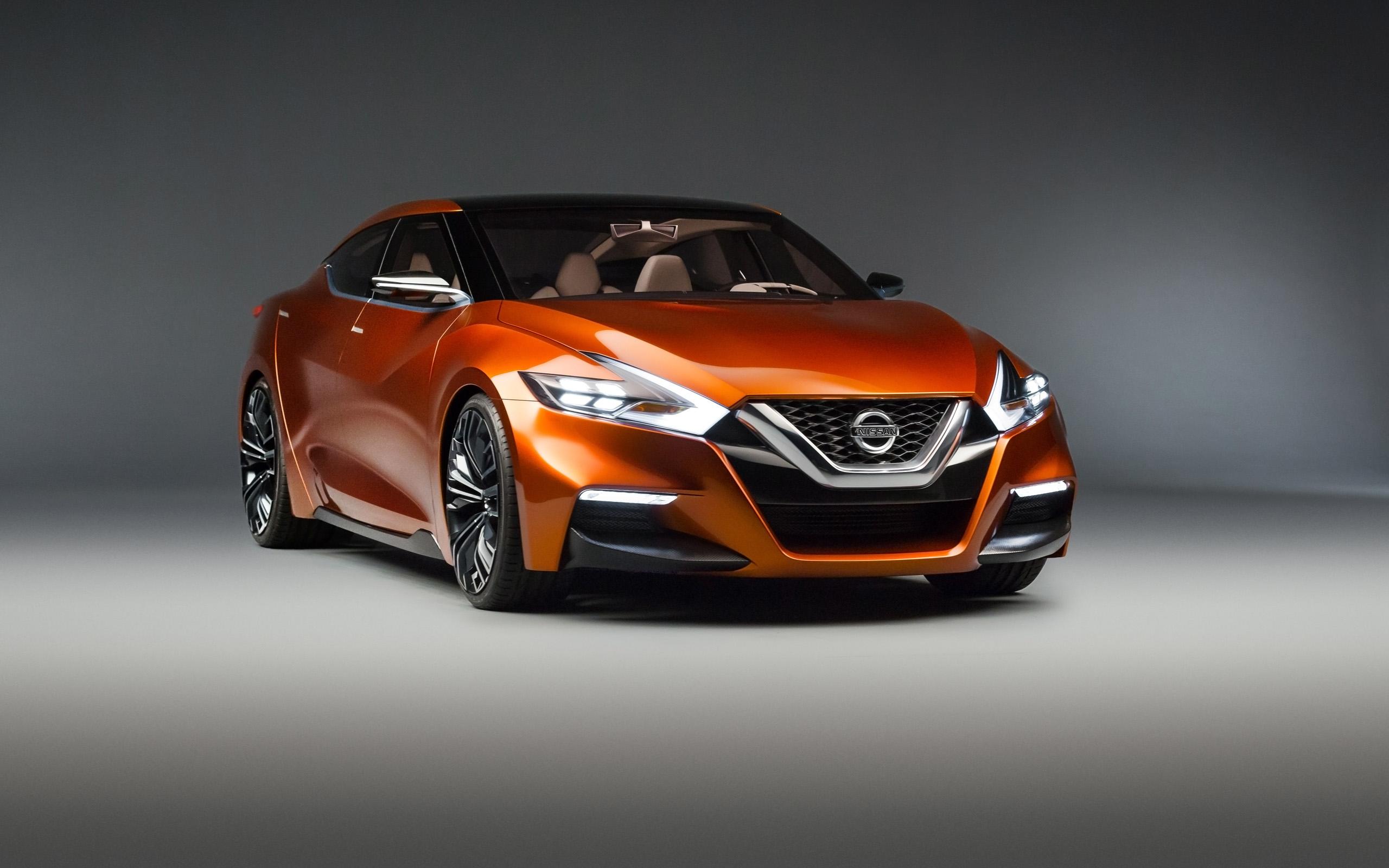 Tags Concept Sedan Sport Nissan