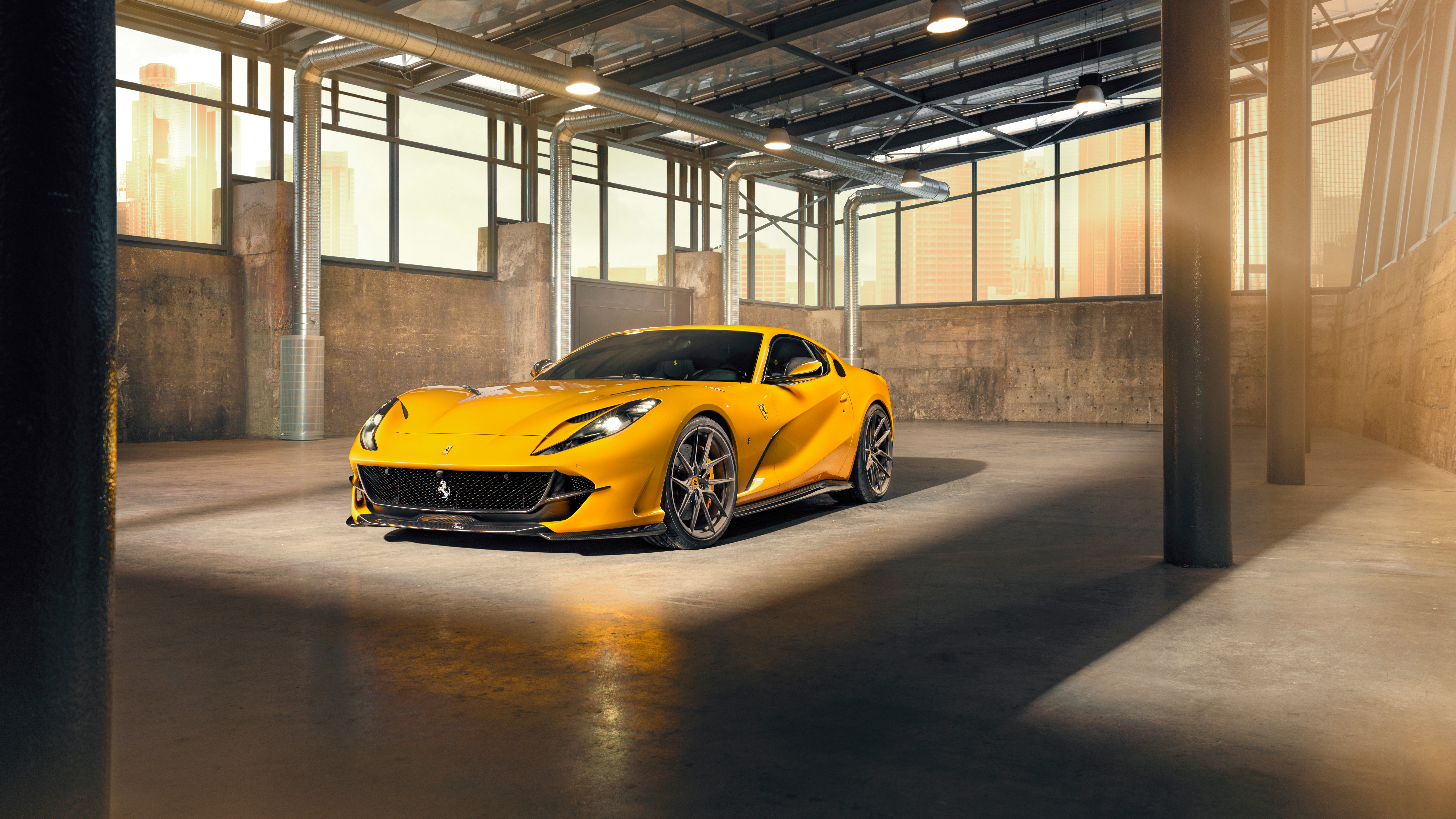 Novitec ferrari 812 superfast 2019 4k 8k wallpaper hd - Wallpaper hd 4k car ...