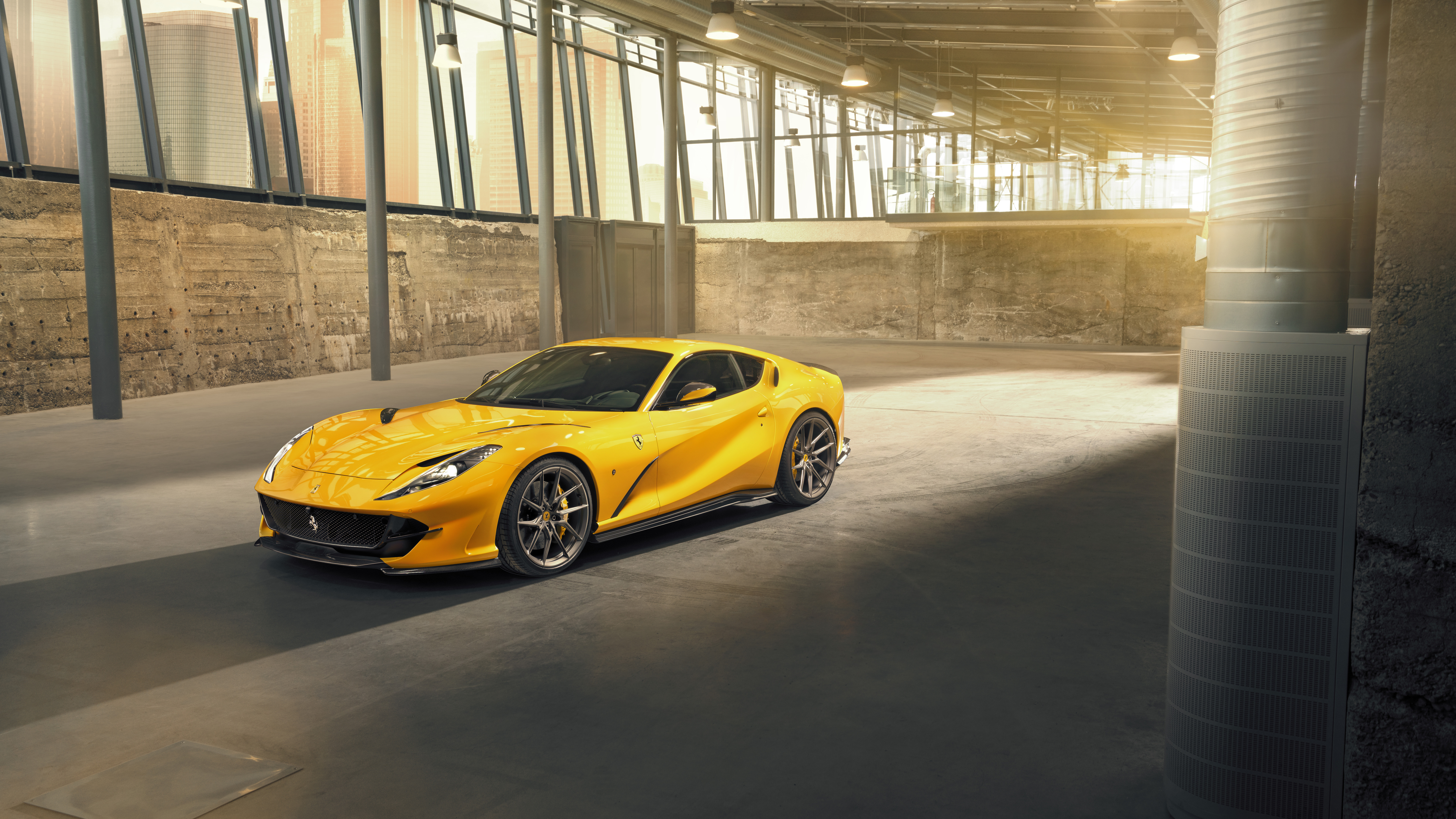 Novitec Ferrari 812 Superfast 2019 4k 8k 4 Wallpaper Hd Car Wallpapers Id 11927