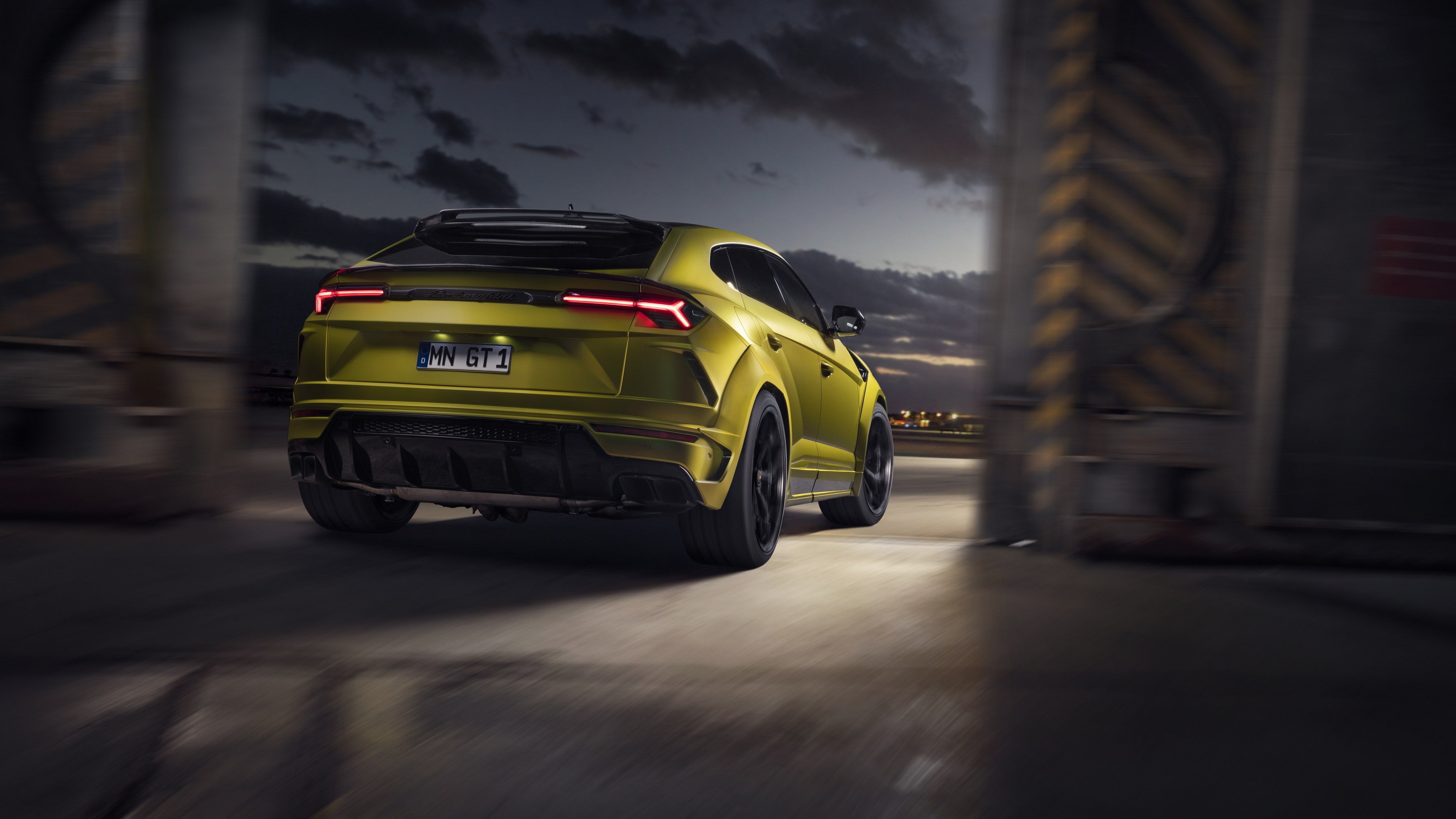 Novitec Lamborghini Urus Esteso 2019 4K 10 Wallpaper | HD ...