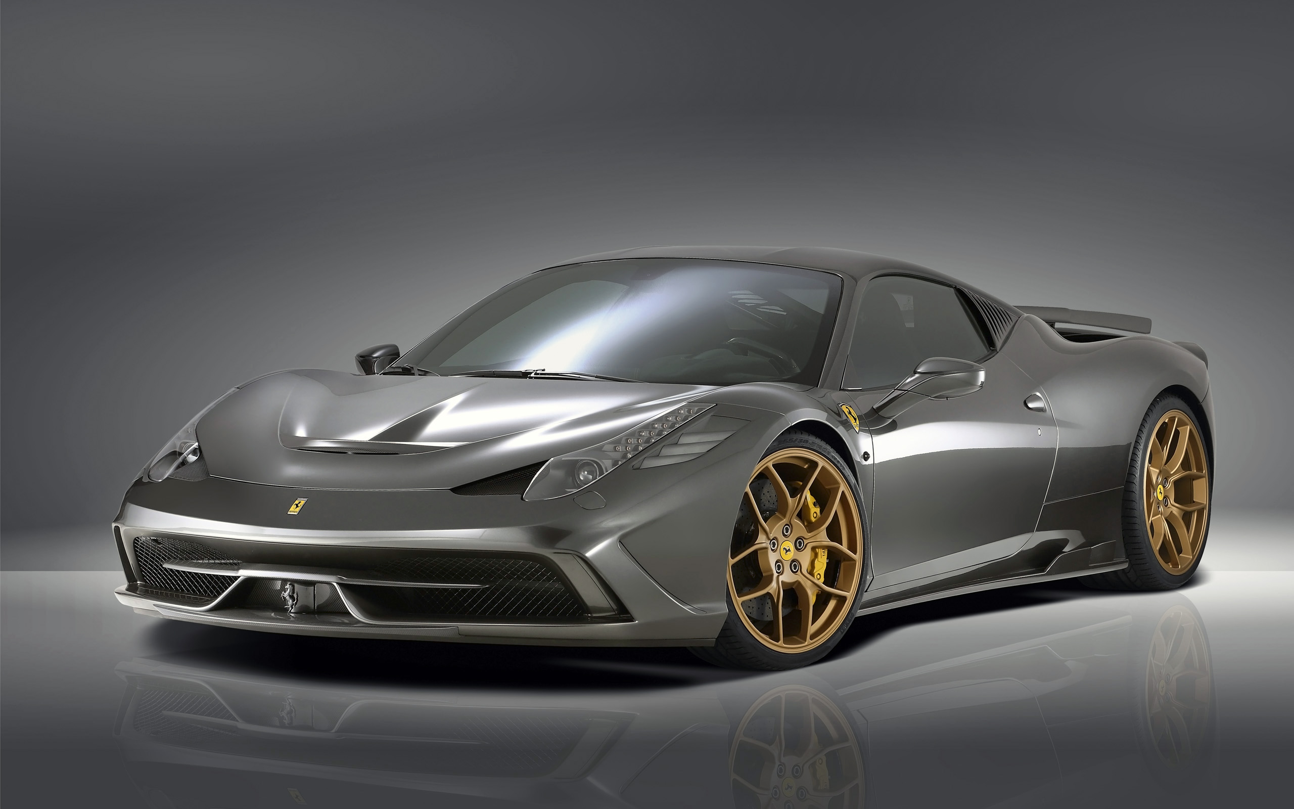 Novitec Rosso Ferrari 458 Speciale 2014 Wallpaper Hd Car Wallpapers Id 4678