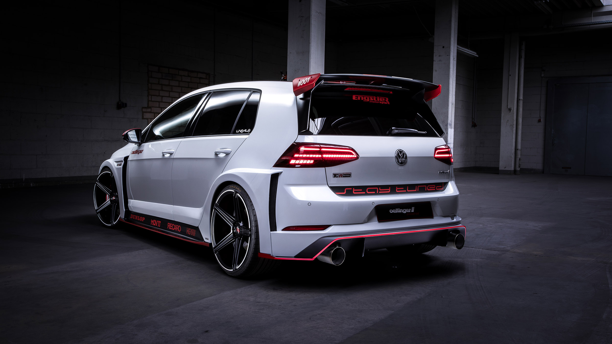 Oettinger Volkswagen Golf GTI TCR Germany Street 2019 2