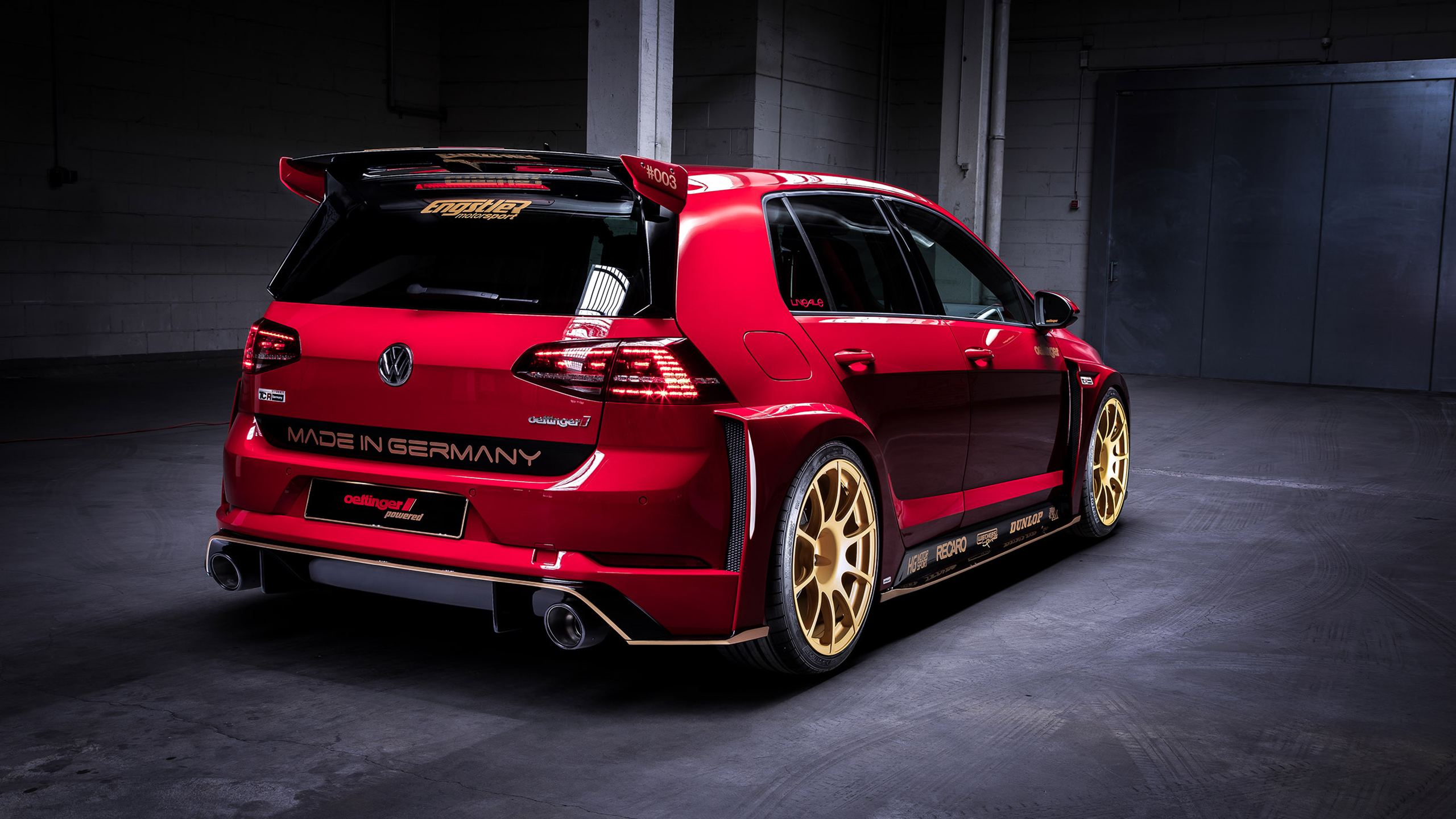 Oettinger Volkswagen Golf GTI TCR Germany Street 2019 5