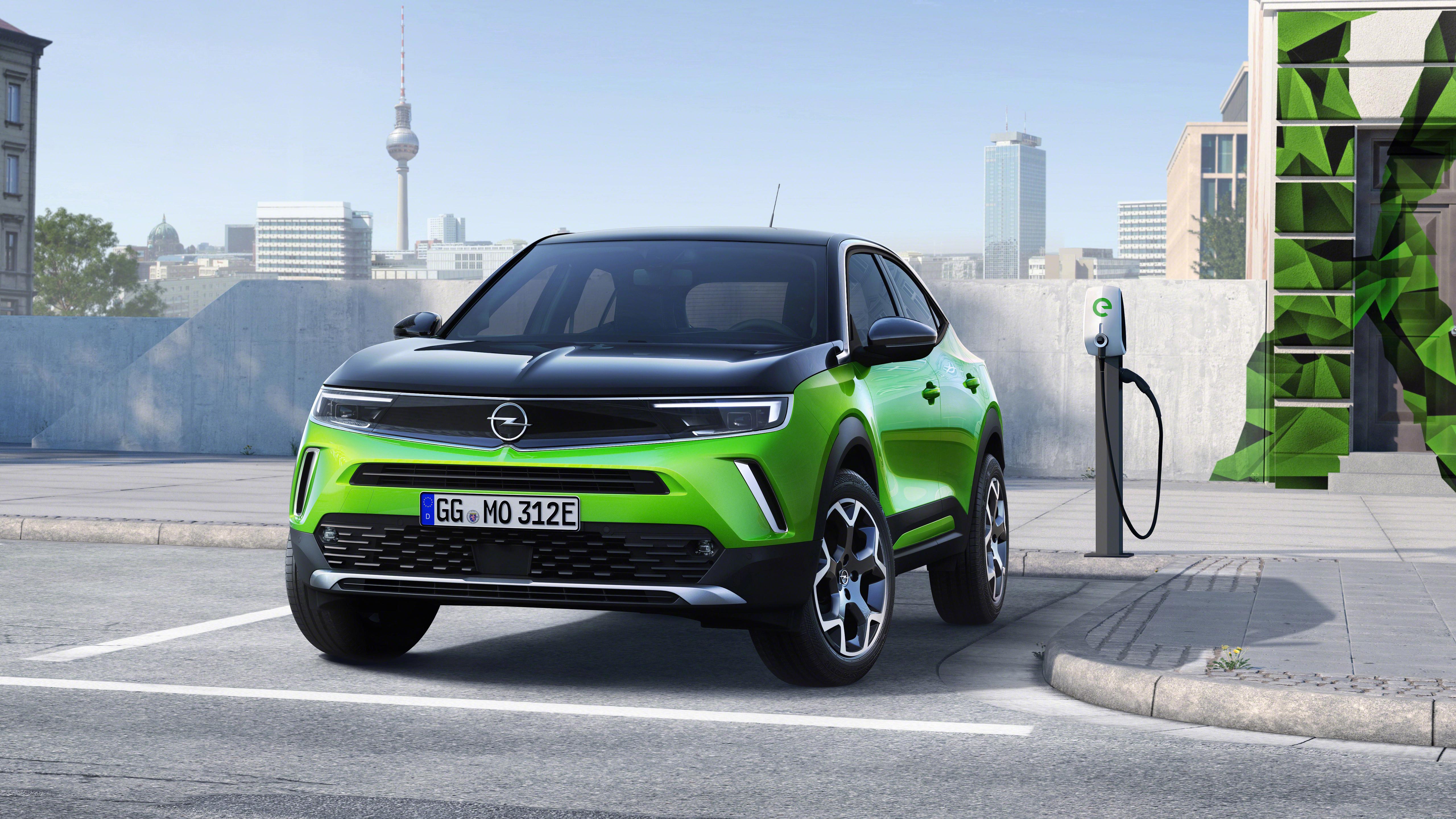 Opel Mokka E 2020 5k Wallpaper Hd Car Wallpapers Id 15034