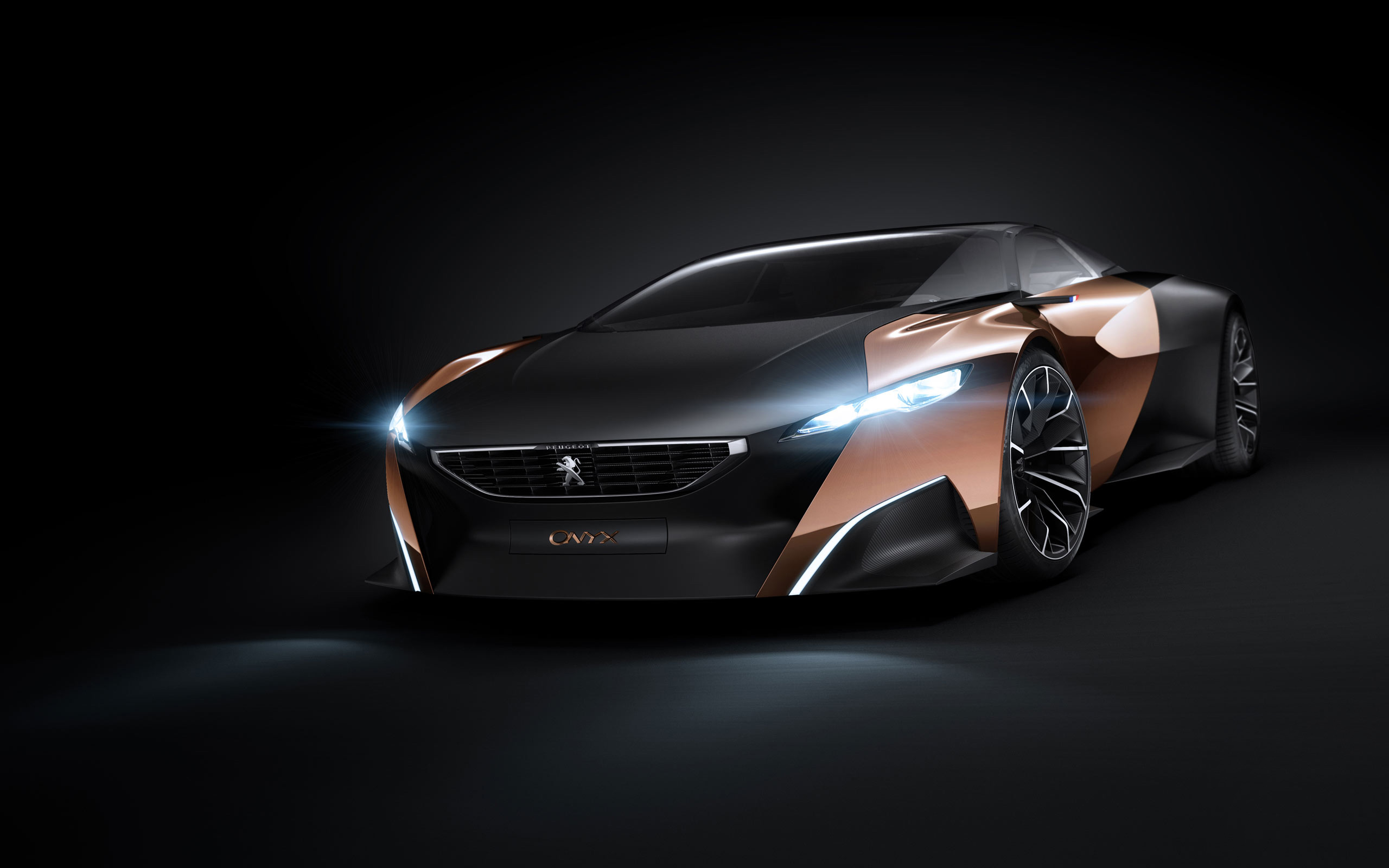 Design Concepts Wallpaper : Peugeot onyx concept car wallpaper hd wallpapers