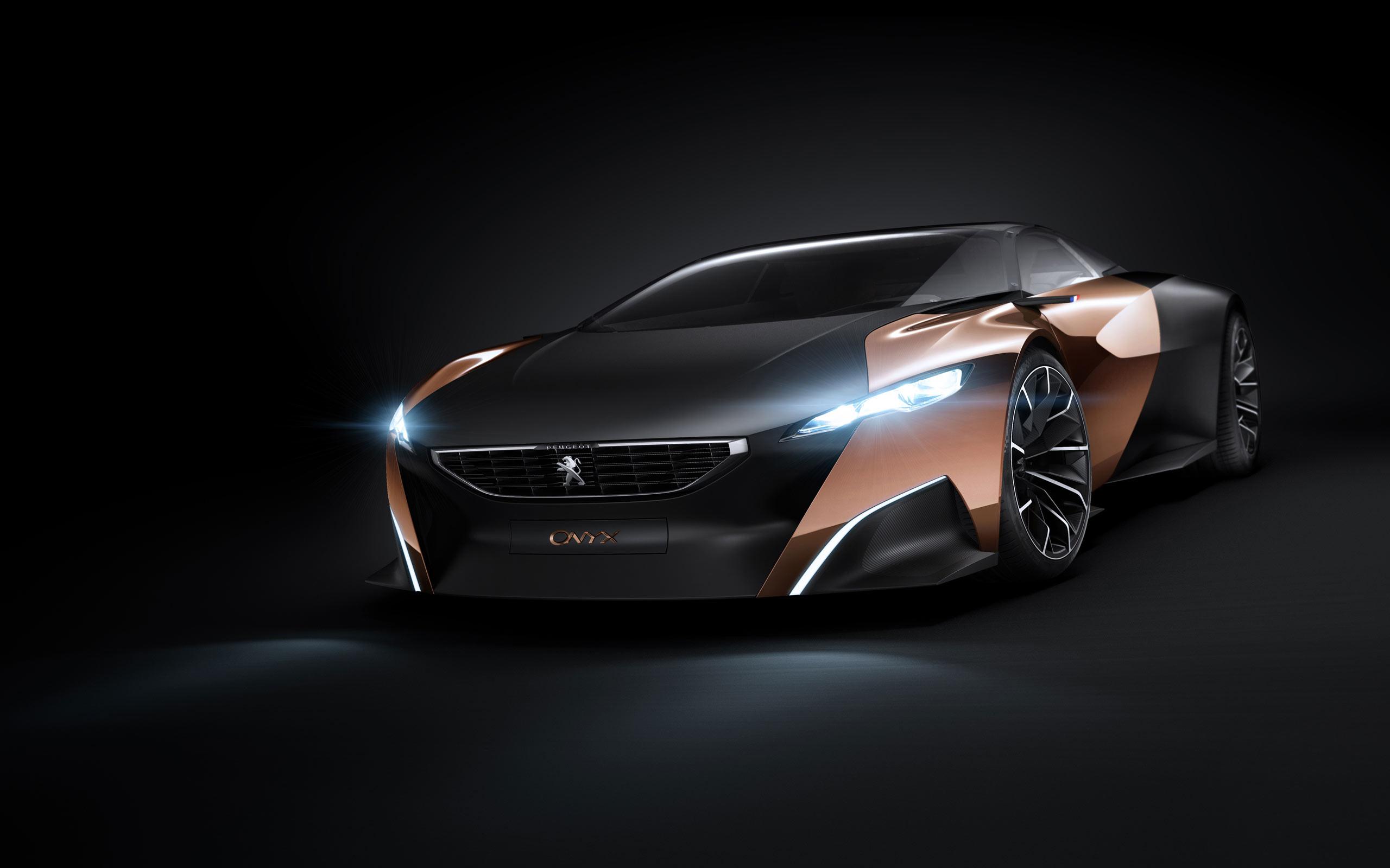 Peugeot Onyx Concept Car 2012