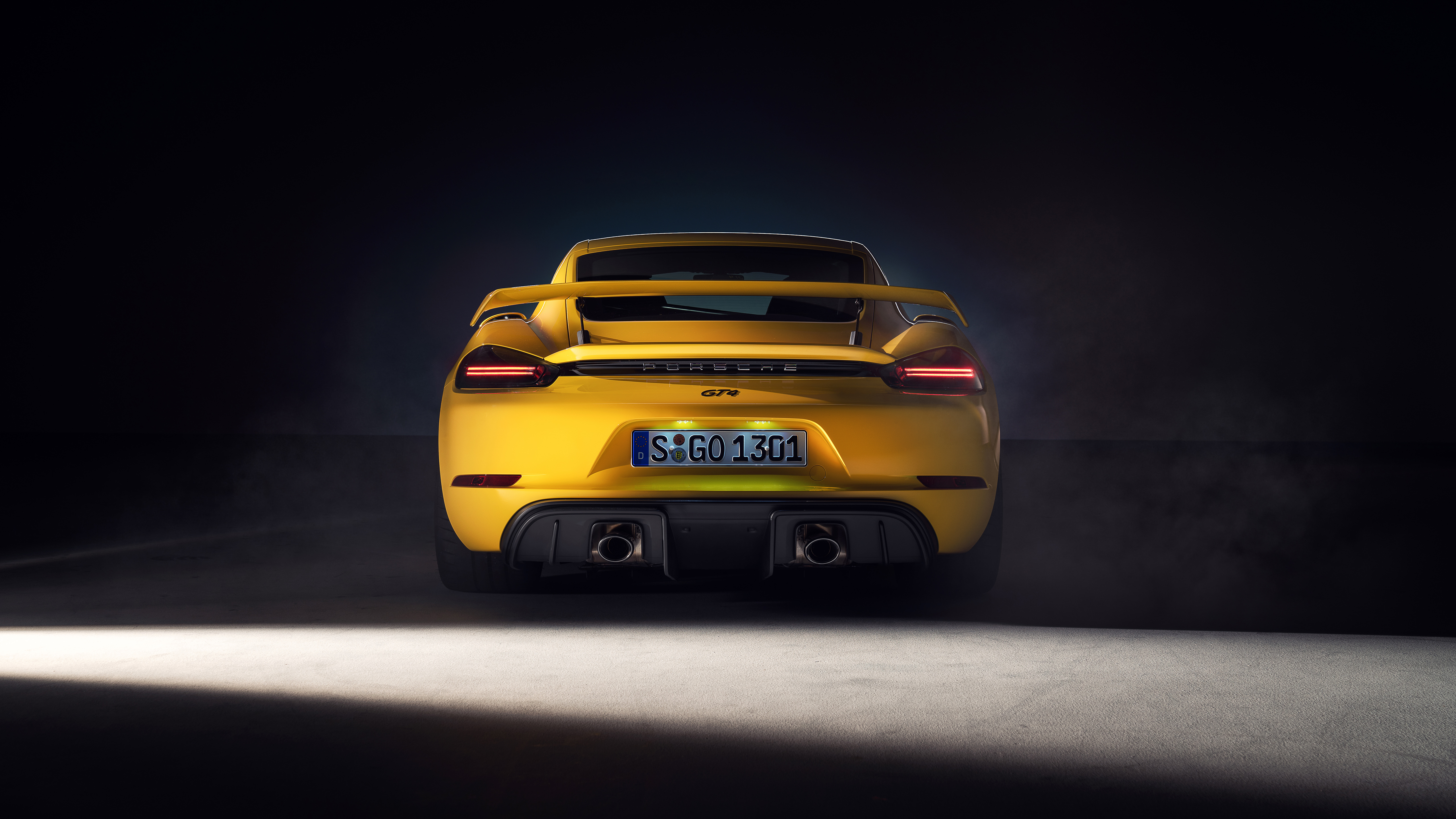 Porsche 718 Cayman Gt4 2019 4k 4 Wallpaper Hd Car Wallpapers Id 12764