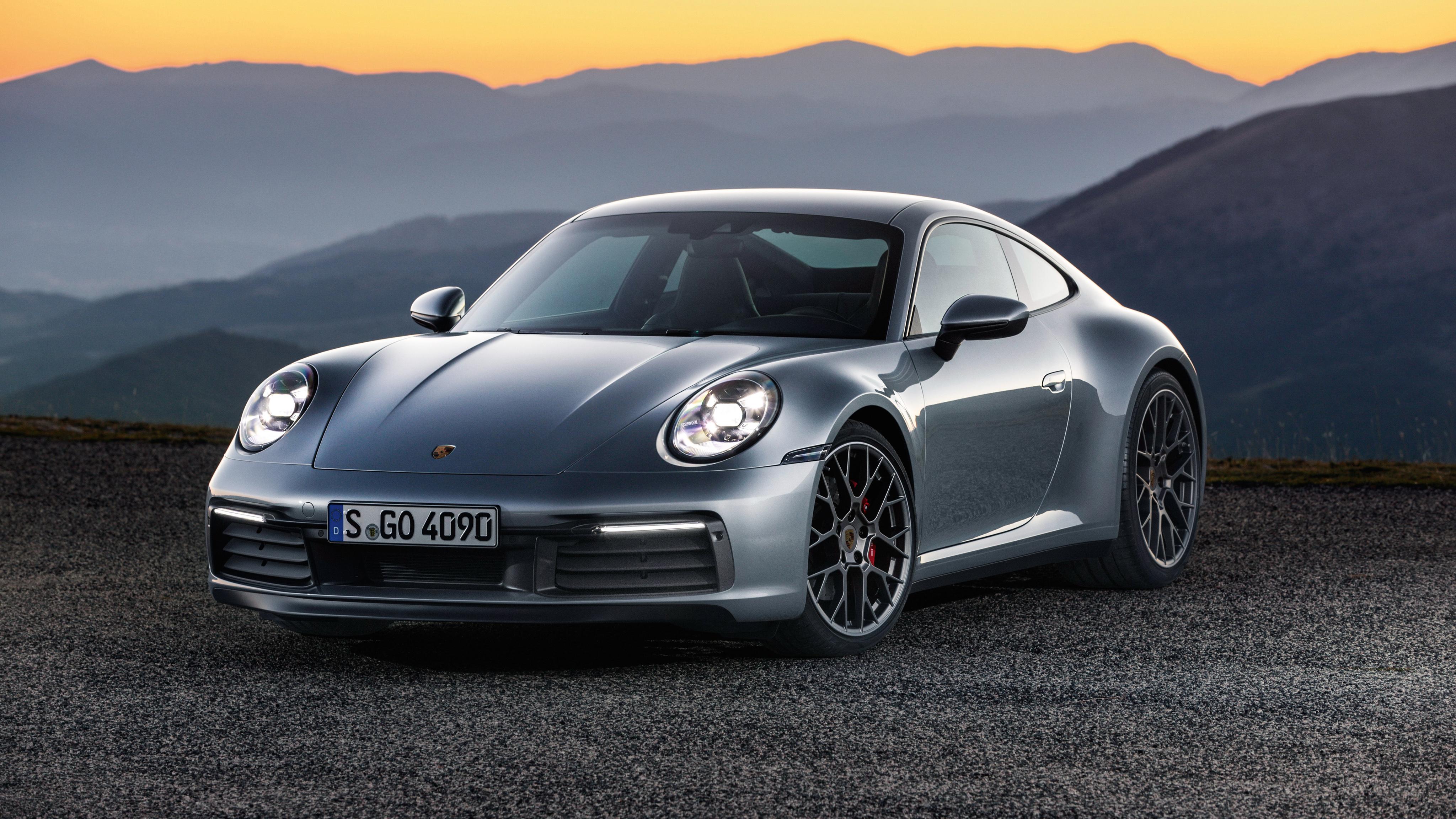 Porsche 911 Carrera 4s 2019 4k Wallpaper Hd Car Wallpapers Id 11717