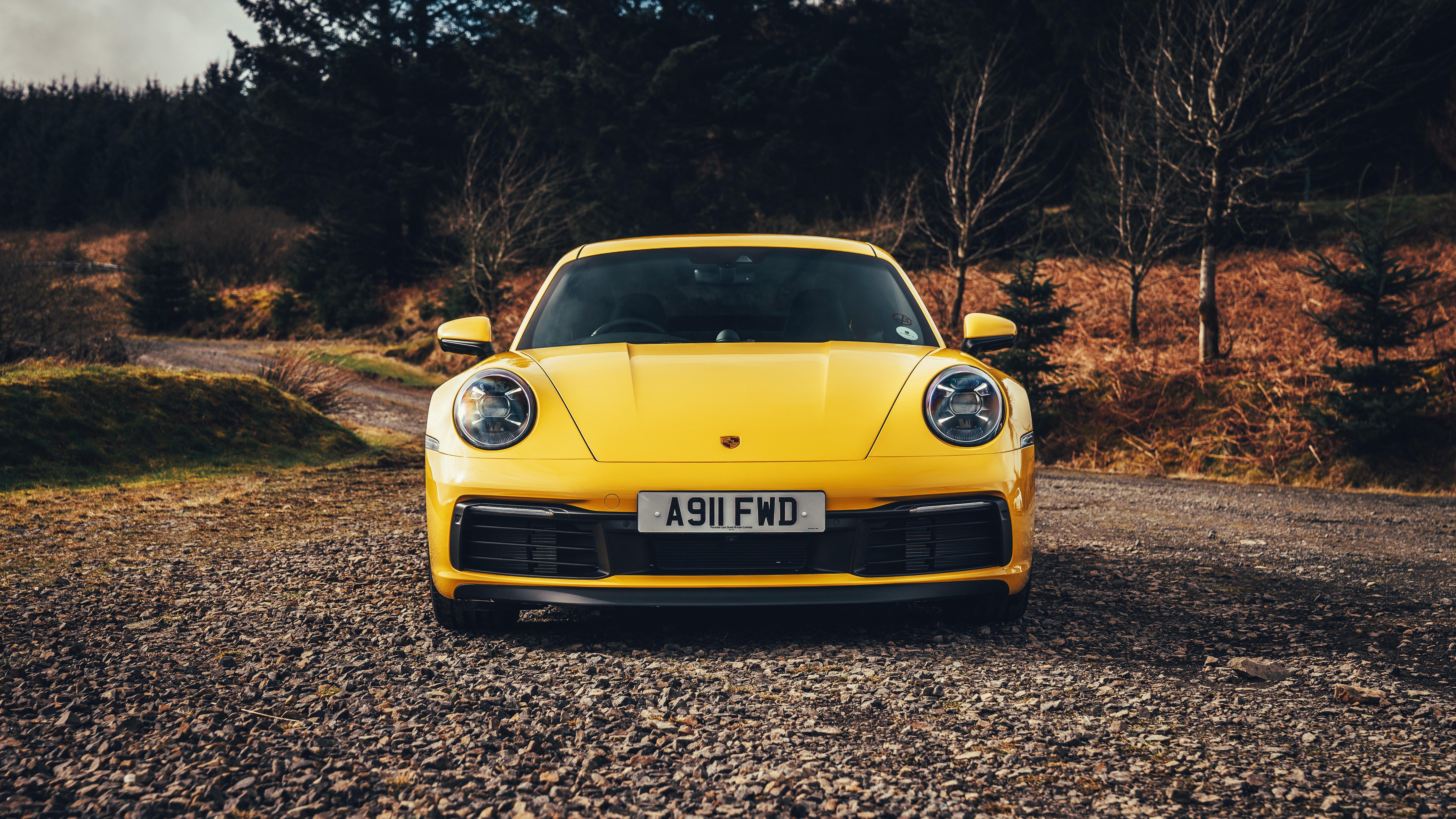 Porsche 911 Carrera 4s 2019 5k Wallpaper Hd Car Wallpapers Id 12403