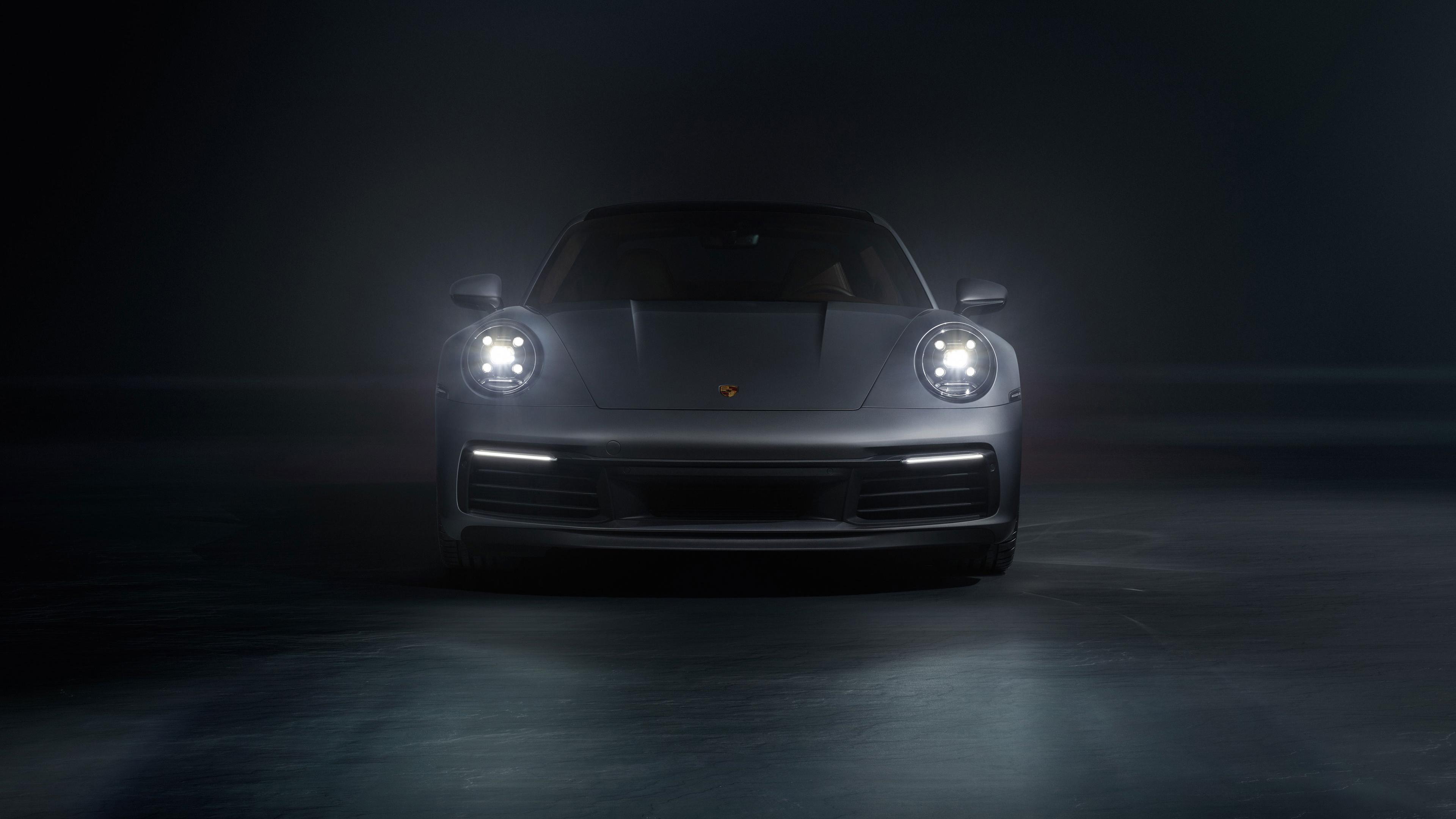 Porsche 911 Carrera S 2019 4k 2 Wallpaper Hd Car