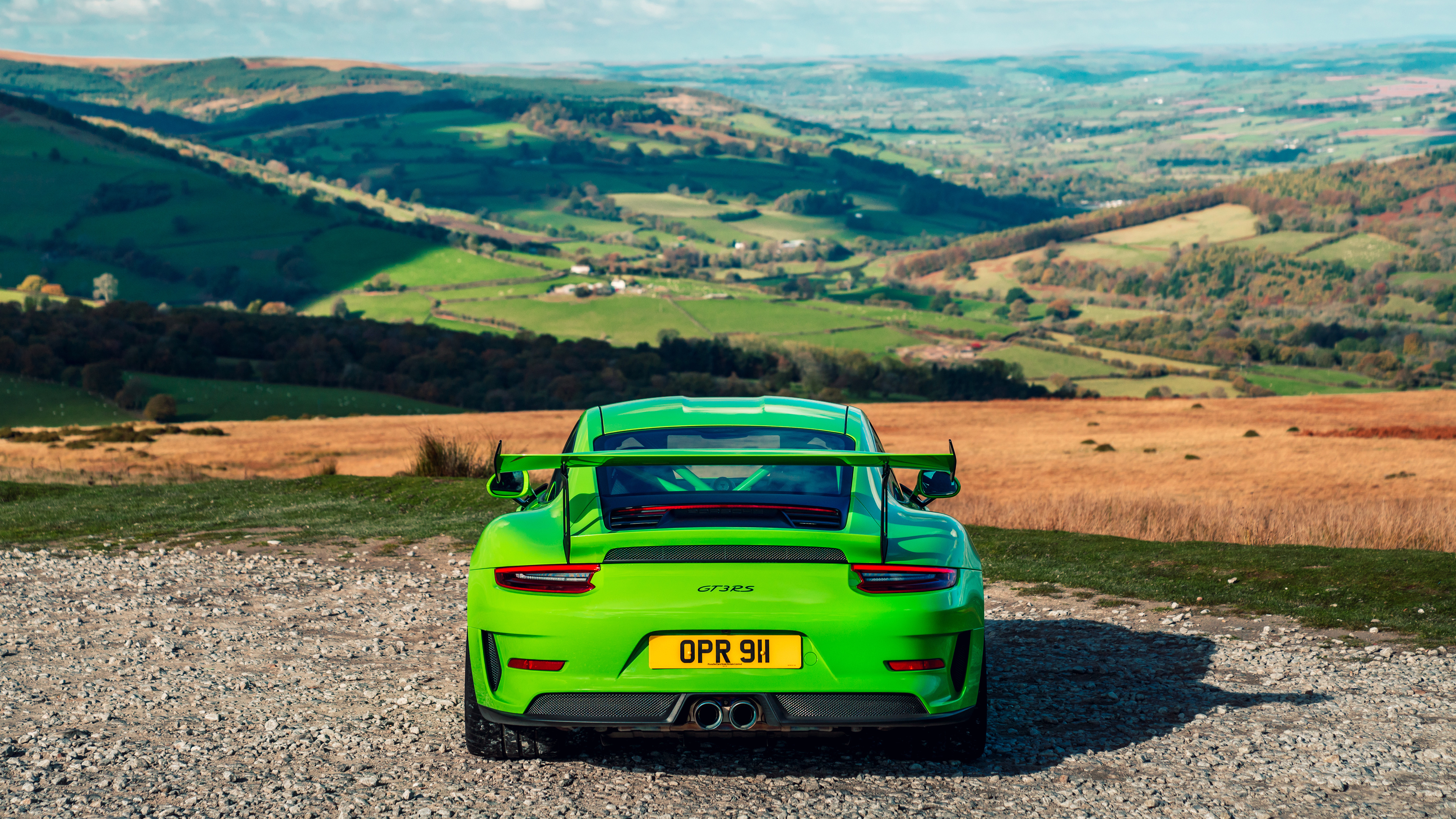Porsche 911 Gt3 Rs 2019 4k 2 Wallpaper Hd Car Wallpapers Id 11620