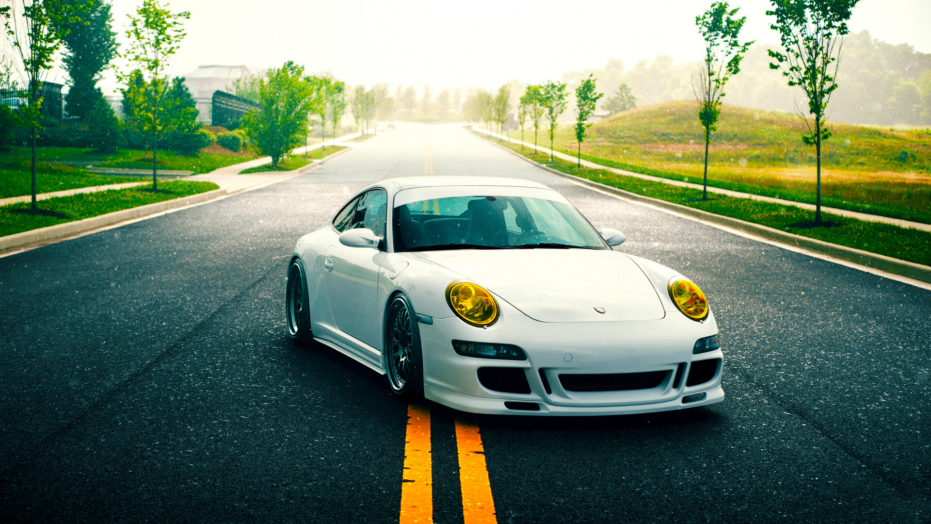 porsche 911 gt3 white wallpaper | hd car wallpapers | id #5873