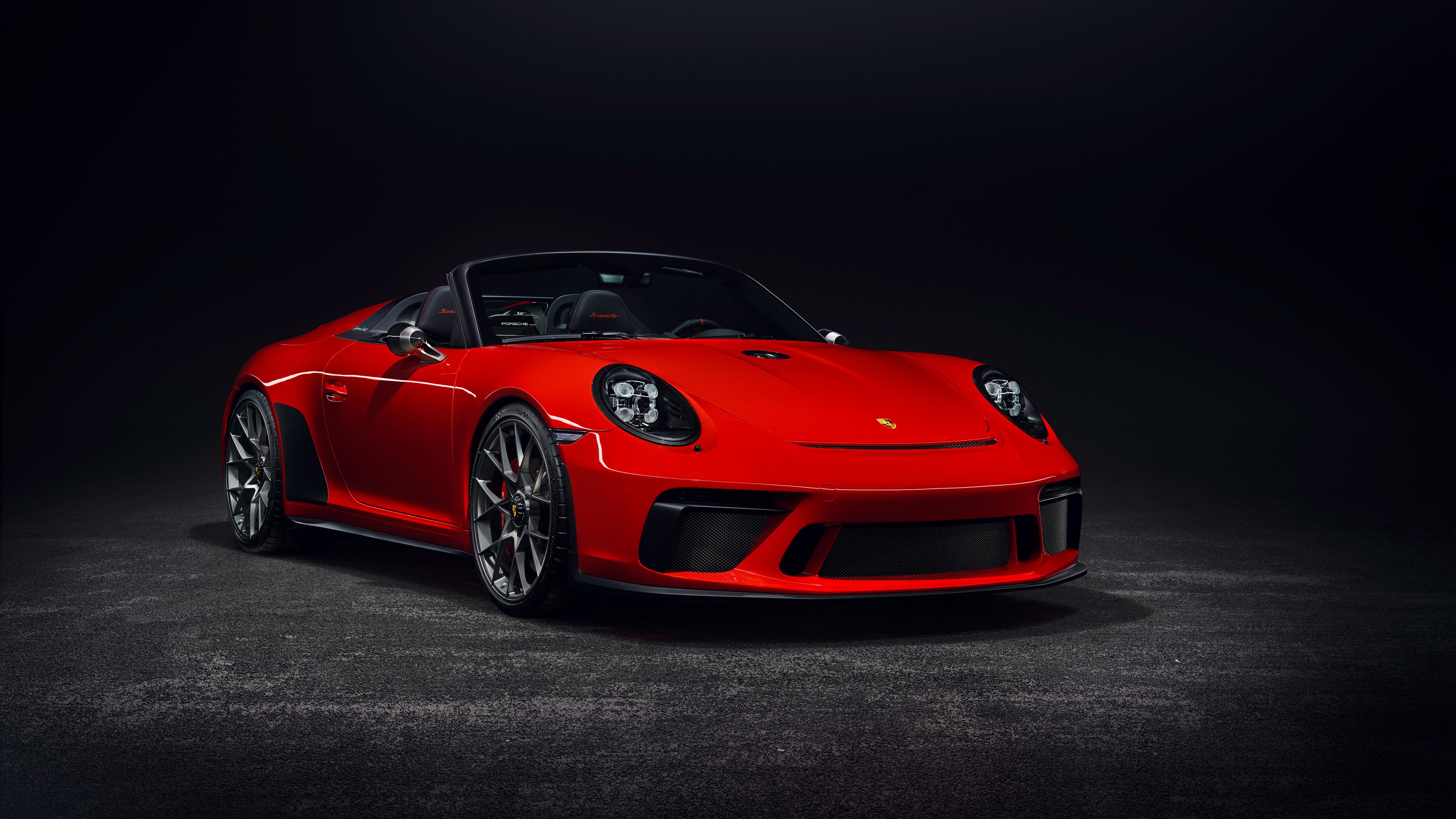 Porsche 911 Speedster Concept II 4K Wallpaper   HD Car ...