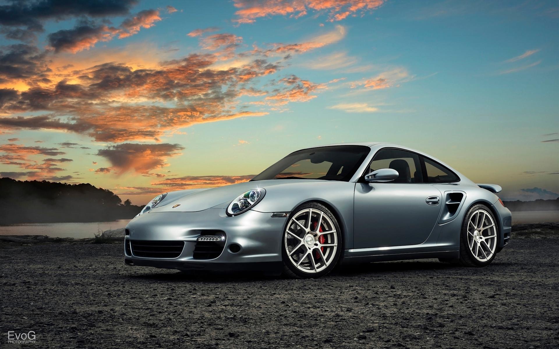 porsche 911 turbo avant garde - 2015 Porsche 911 Turbo Wallpaper