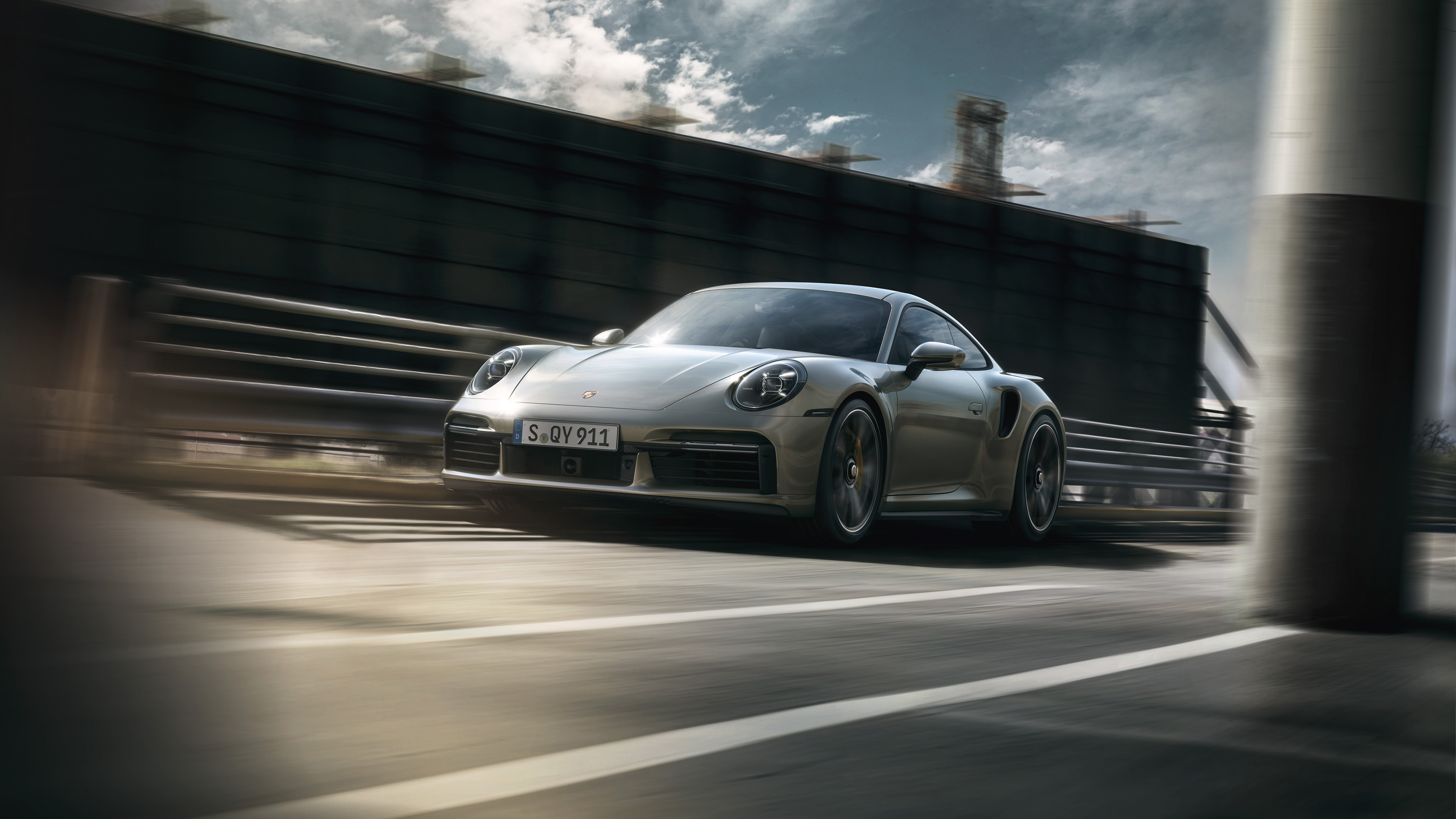 Porsche 911 Turbo S 2020 5k 5 Wallpaper Hd Car Wallpapers Id 14583