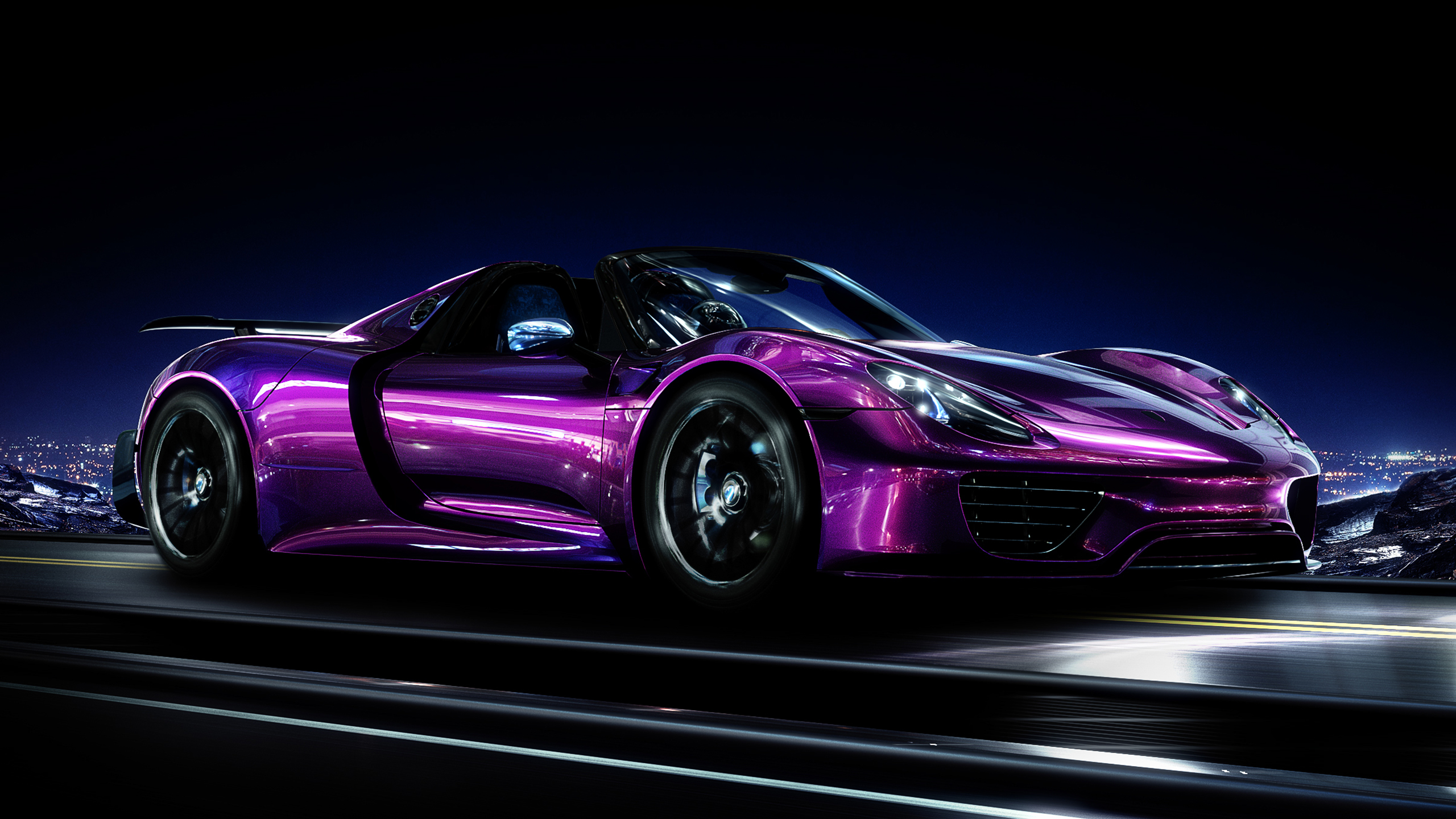 Porsche 918 Spyder Wallpaper Hd Car Wallpapers Id 10787