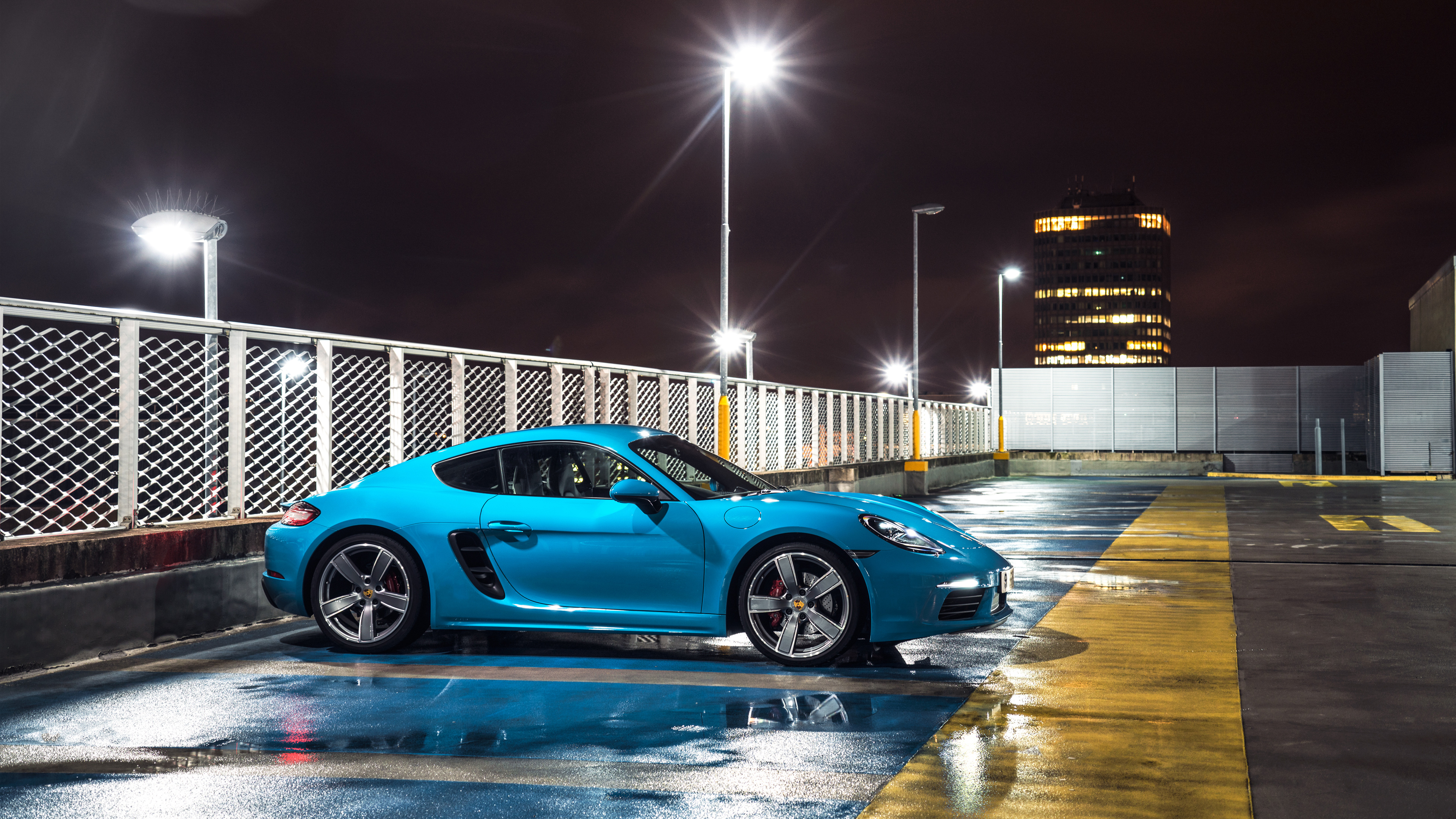 Porsche Cayman S 4k Wallpaper Hd Car Wallpapers Id 7165