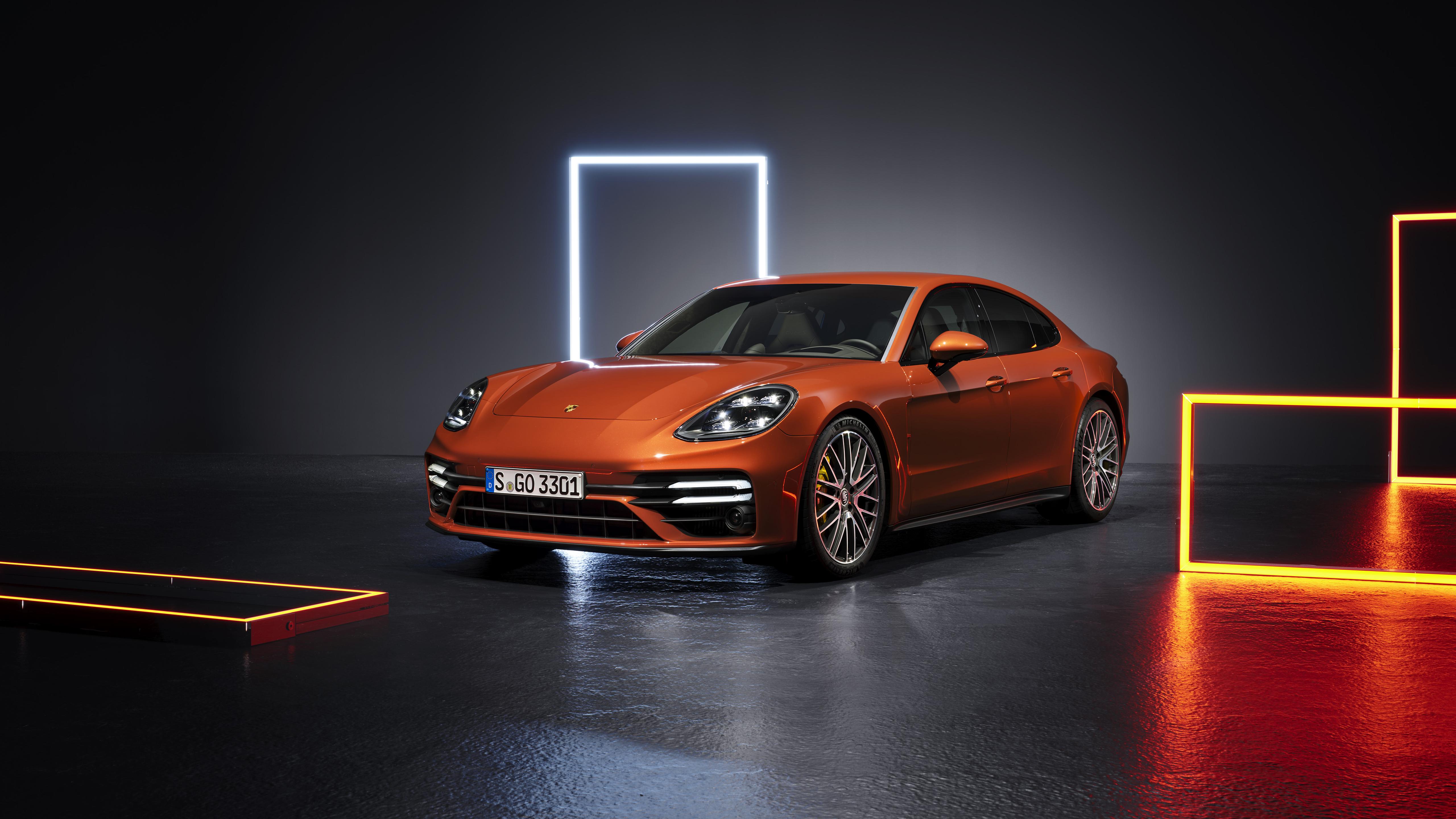 Porsche Panamera Turbo S 2020 5K 2 Wallpaper | HD Car ...