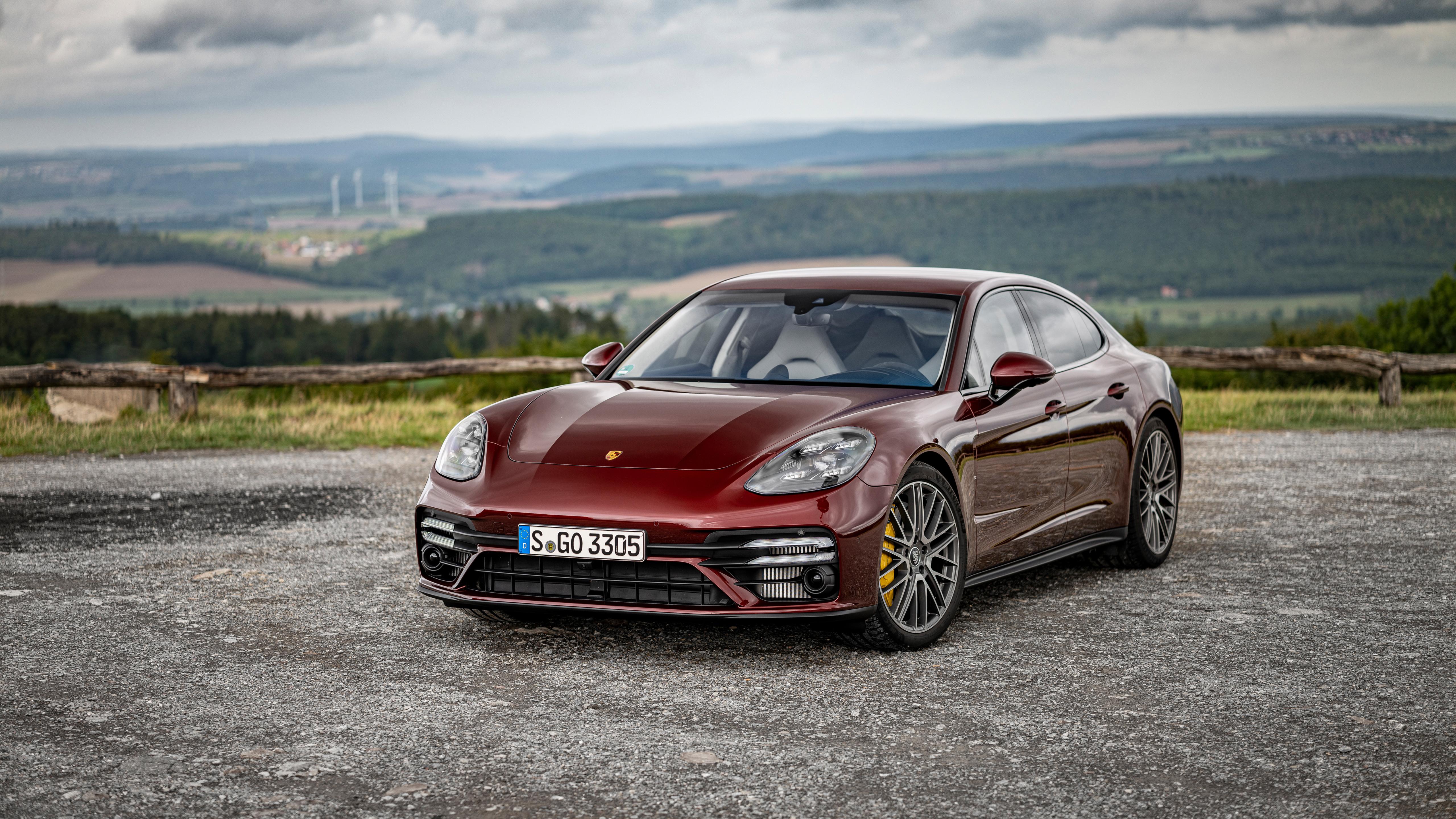 Porsche Panamera Turbo S 2020 5k Wallpaper Hd Car Wallpapers Id 15659