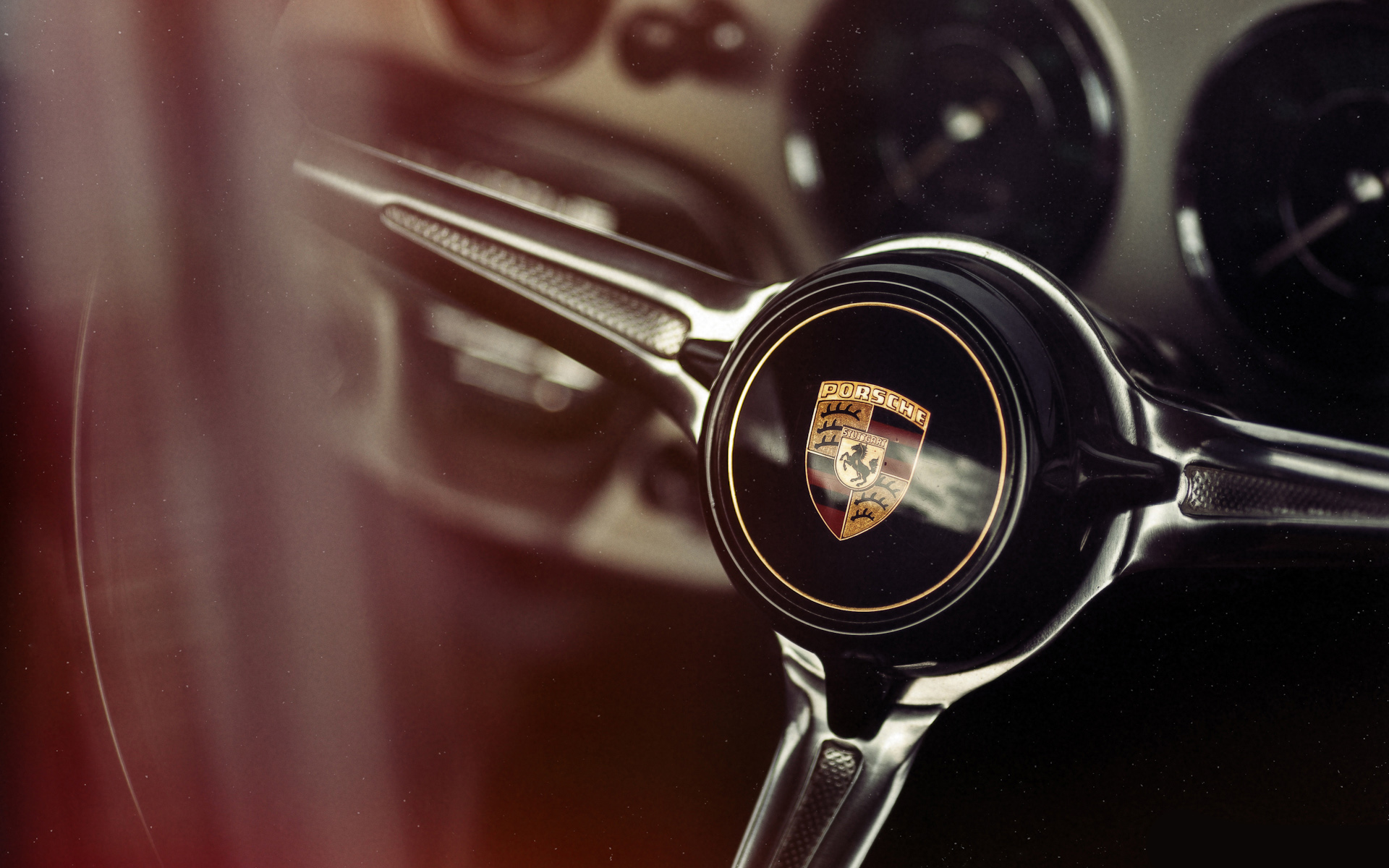 Porsche Steering Wheel Wallpaper Hd Car Wallpapers Id 3091