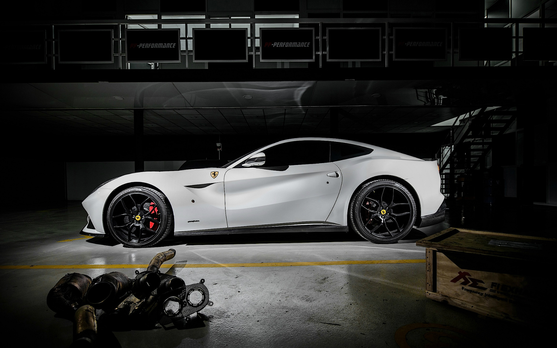 Pp Performance Ferrari F12berlinetta 2 Wallpaper Hd Car
