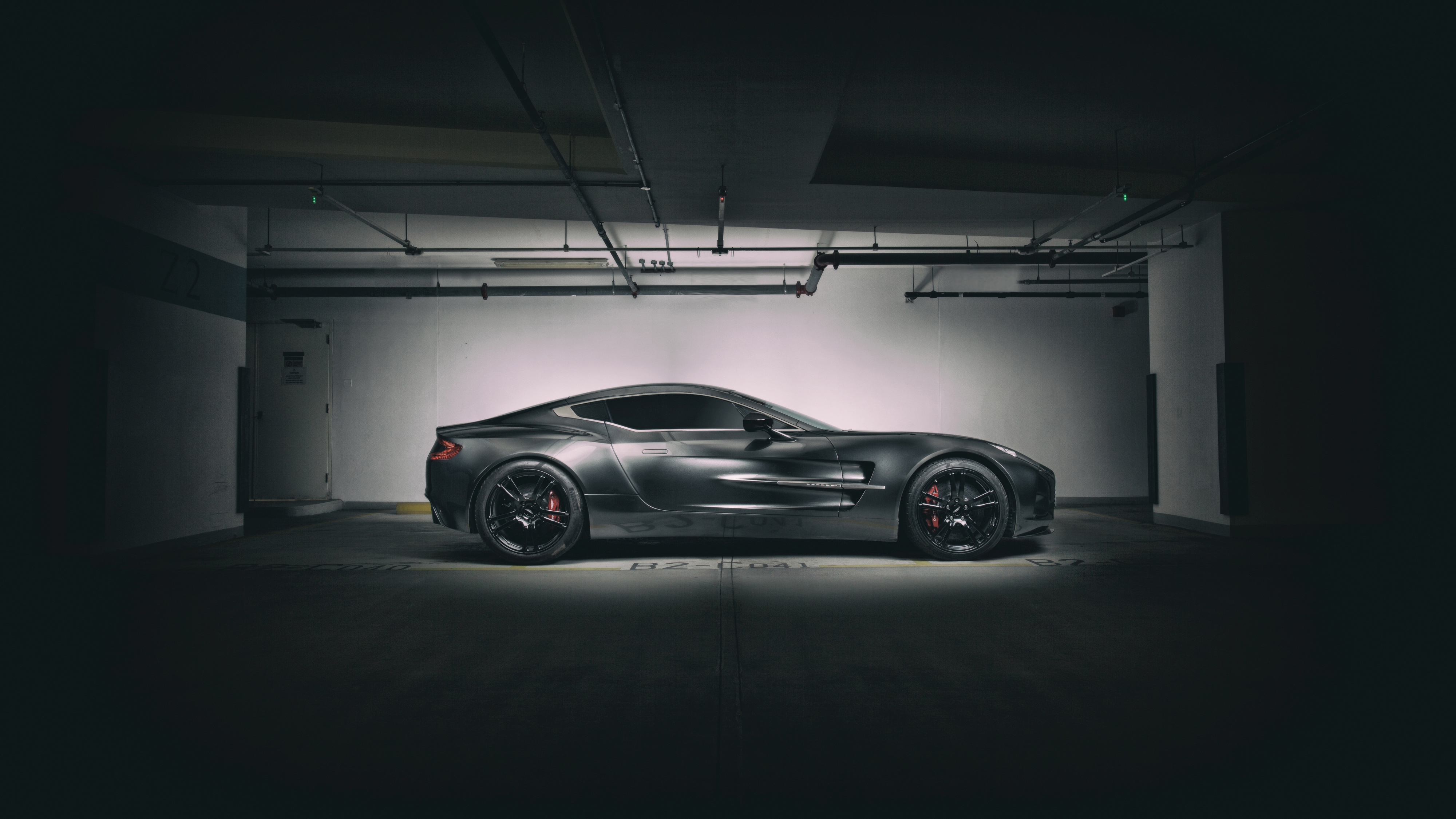 Q By Aston Martin One 77 4k Wallpaper Hd Car Wallpapers Id 7775