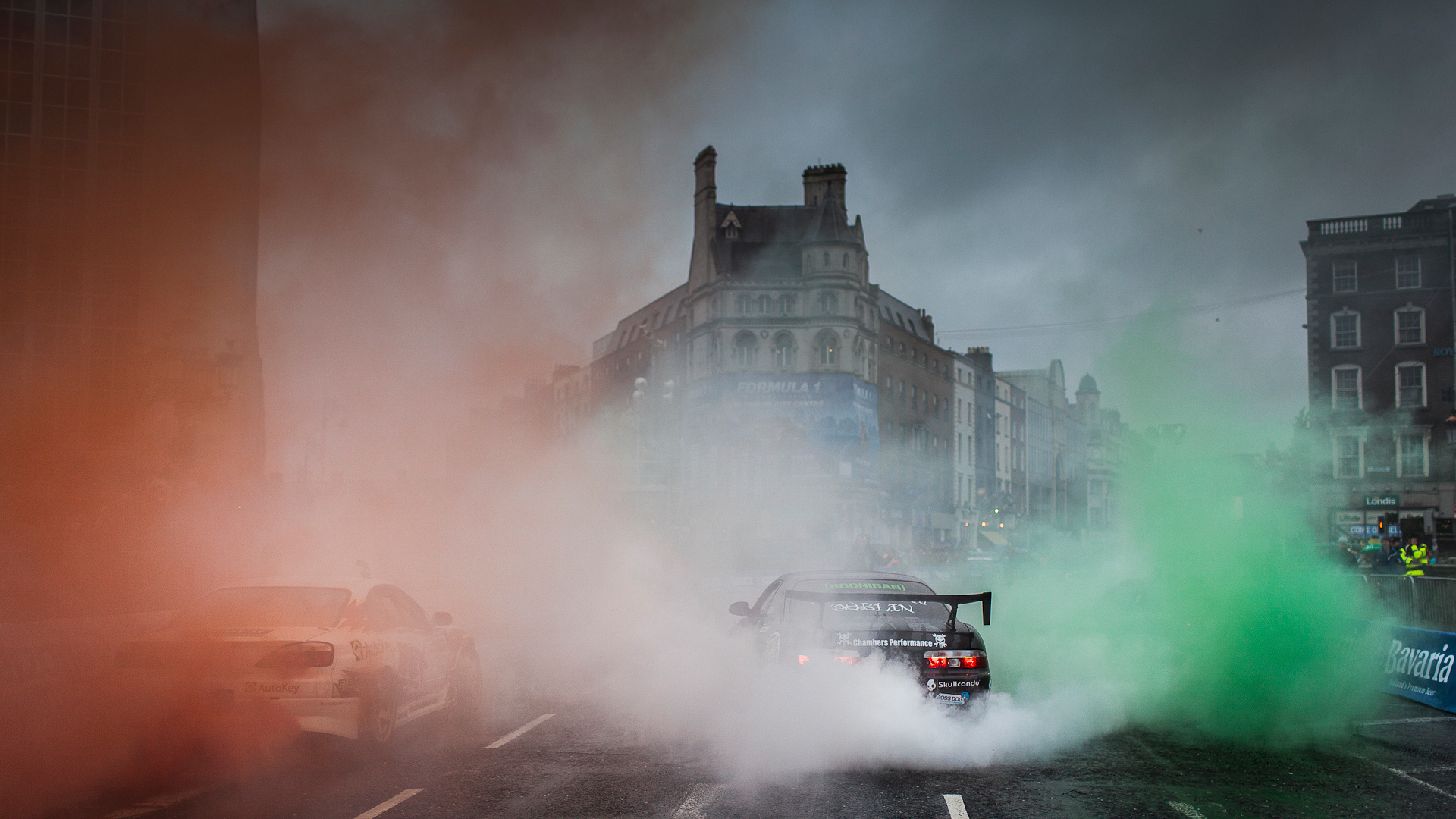 Racing smoke 2