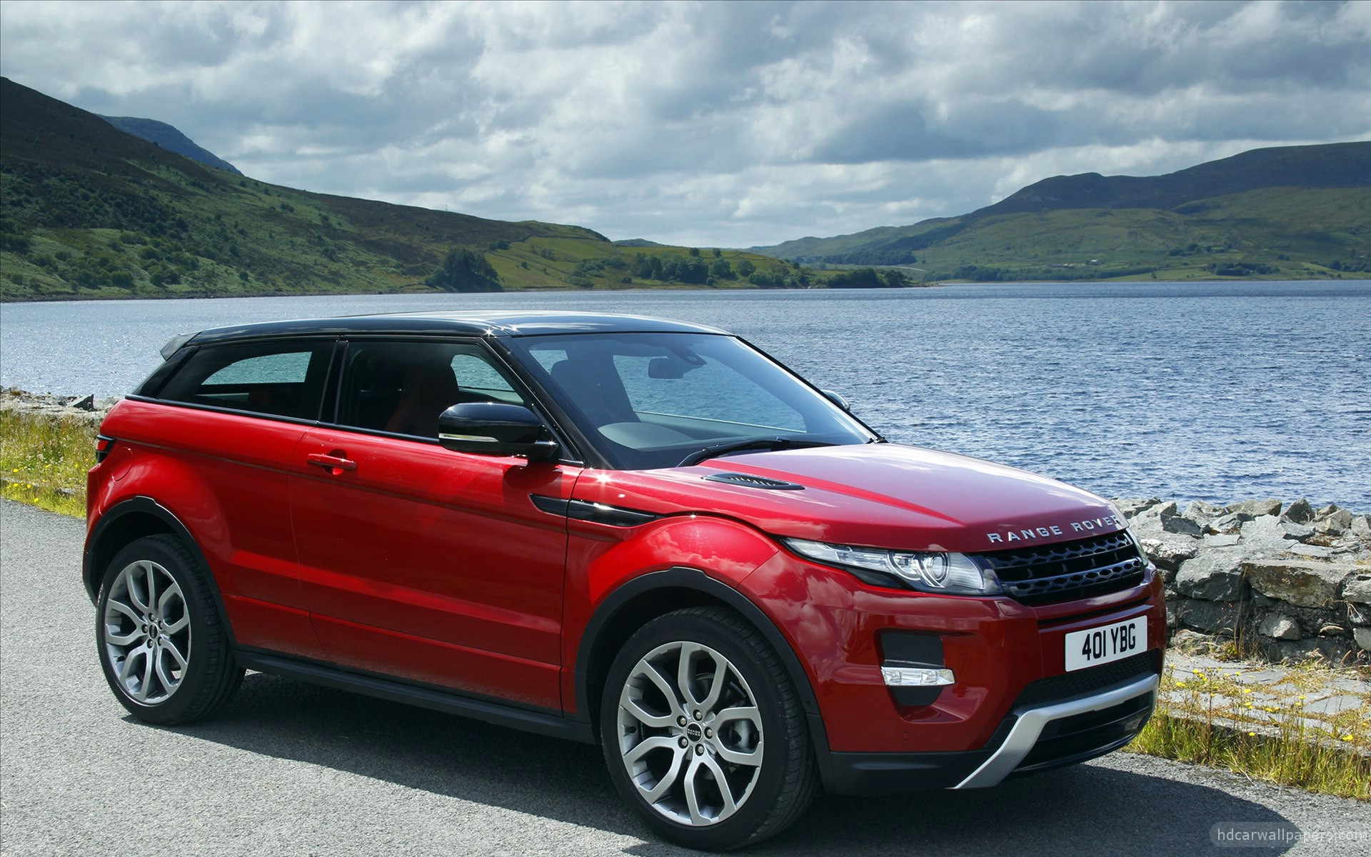 range rover evoque 2012 wallpaper hd car wallpapers id 2169. Black Bedroom Furniture Sets. Home Design Ideas
