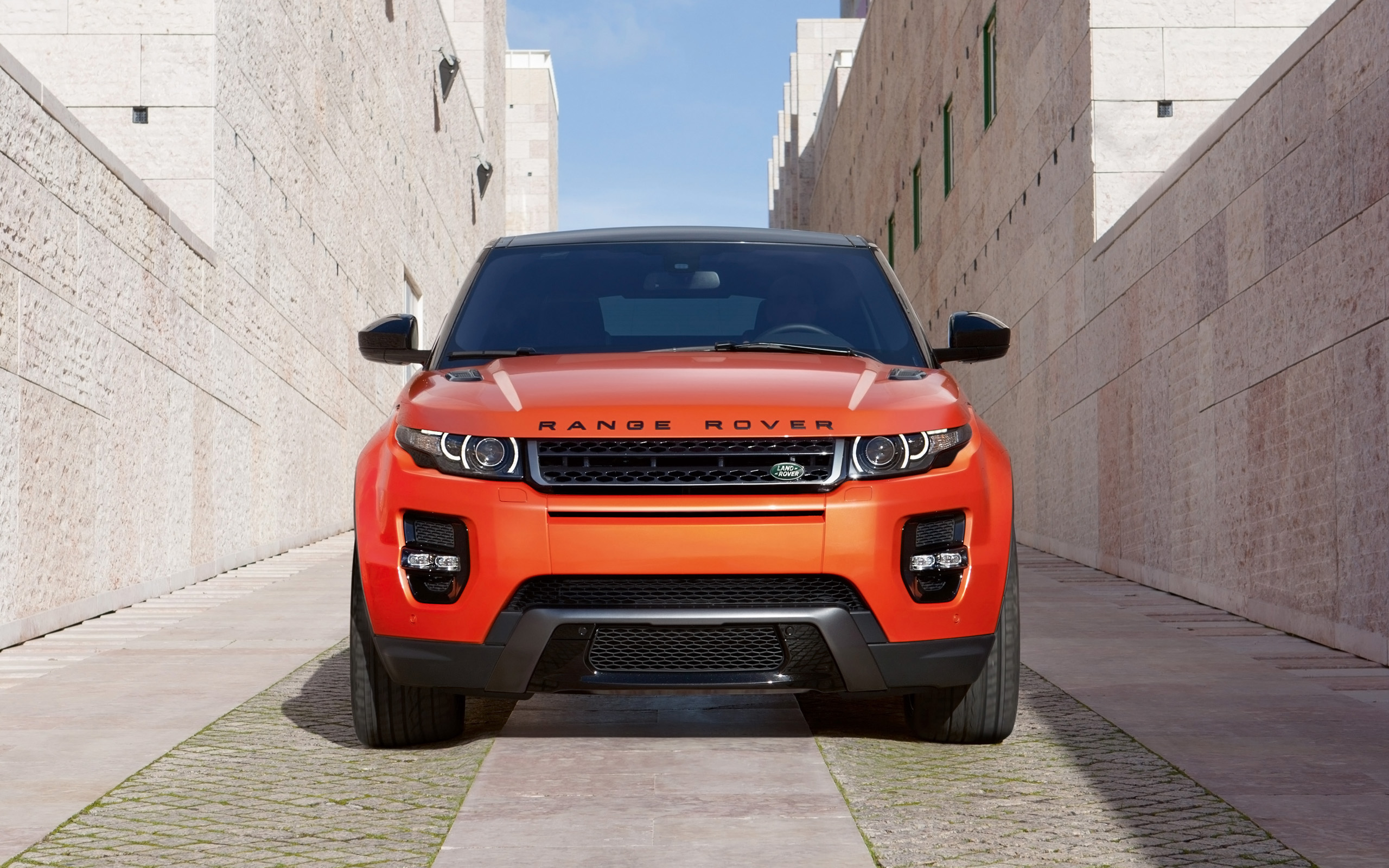 Range Rover Evoque Autobiography 2015 Wallpaper Hd Car Wallpapers