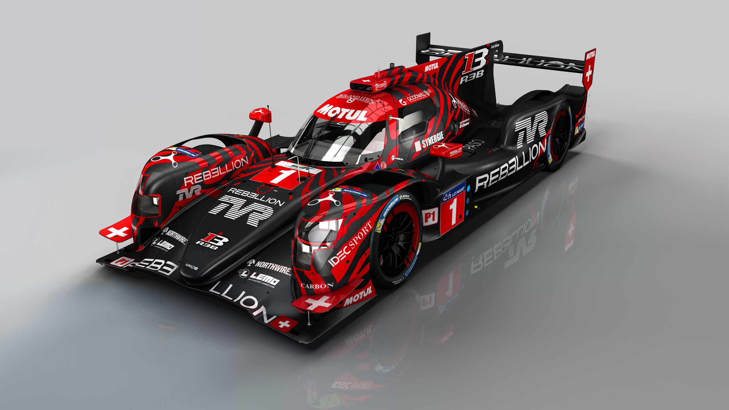 Rebellion R13 Race Car Wallpaper Hd Car Wallpapers Id 11280