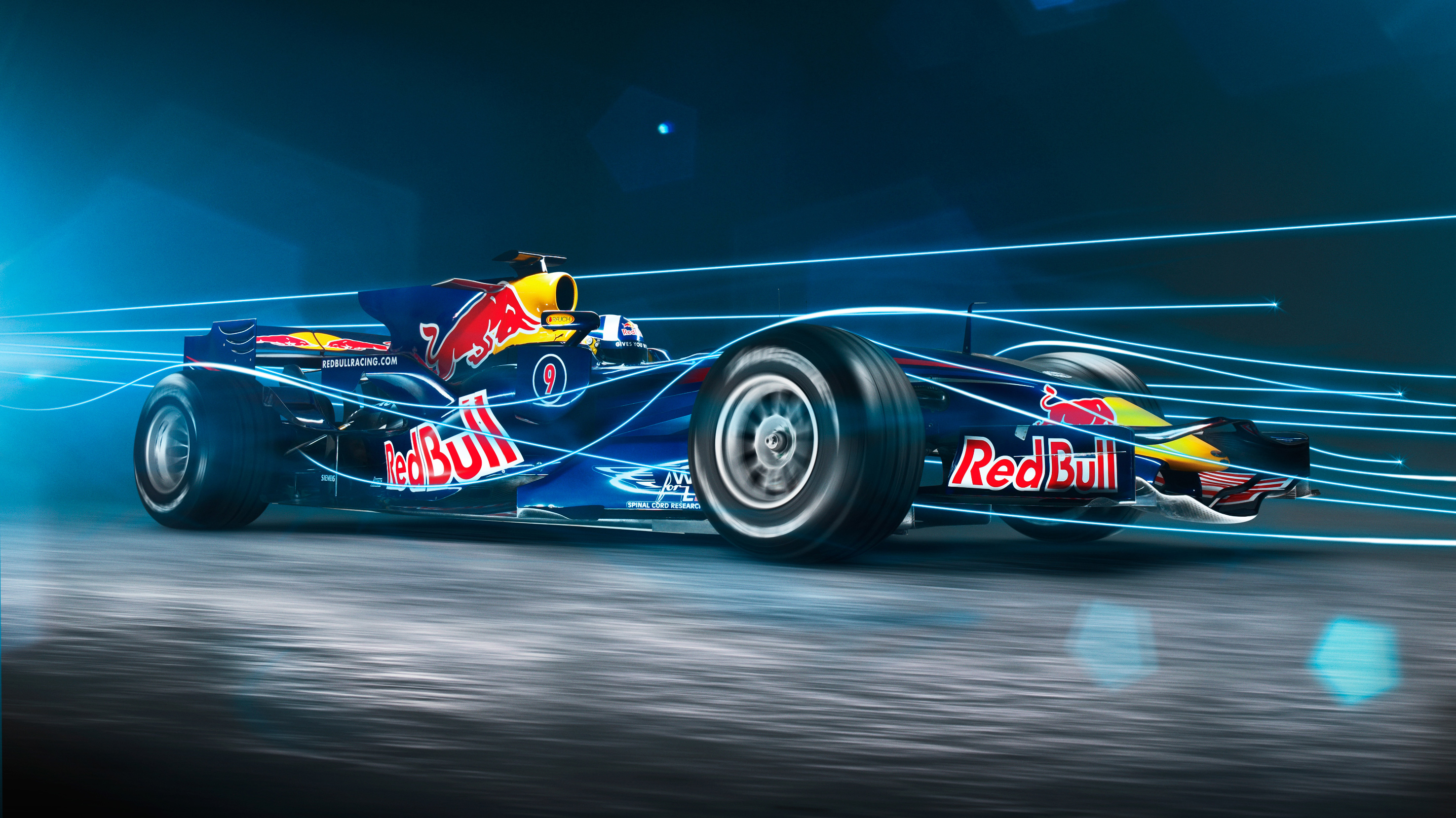 red bull racing f1 hd wallpaper hd car wallpapers id 8031. Black Bedroom Furniture Sets. Home Design Ideas