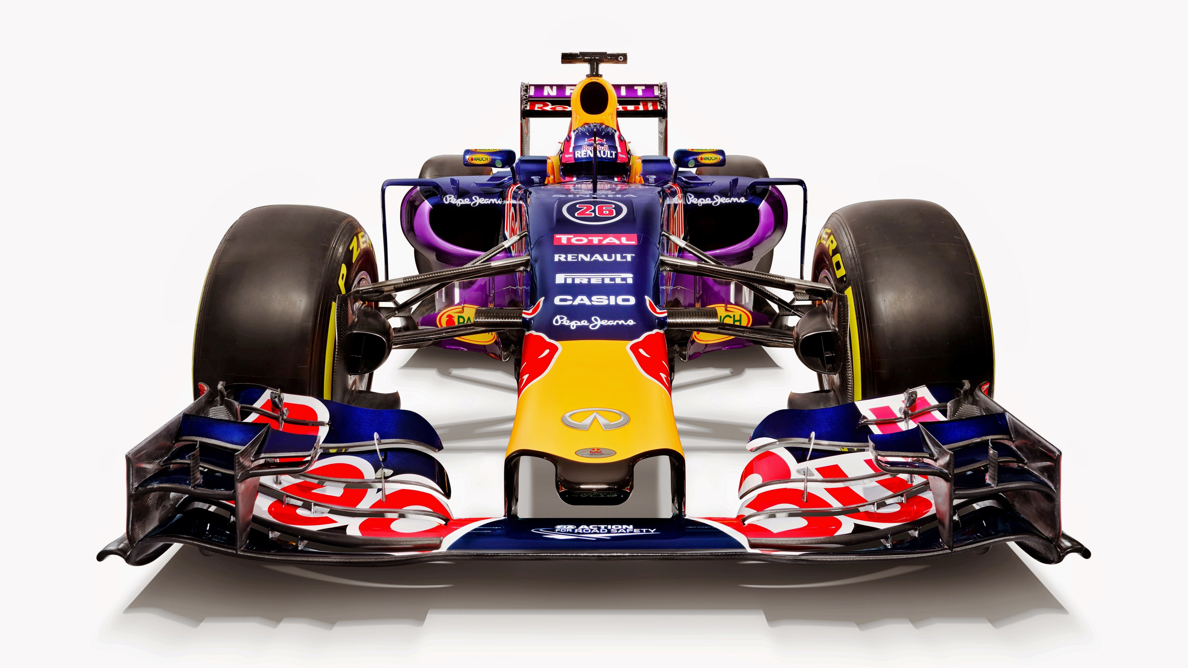 Red Bull Racing Rb12 2016 Formula 1 Wallpaper Hd Car