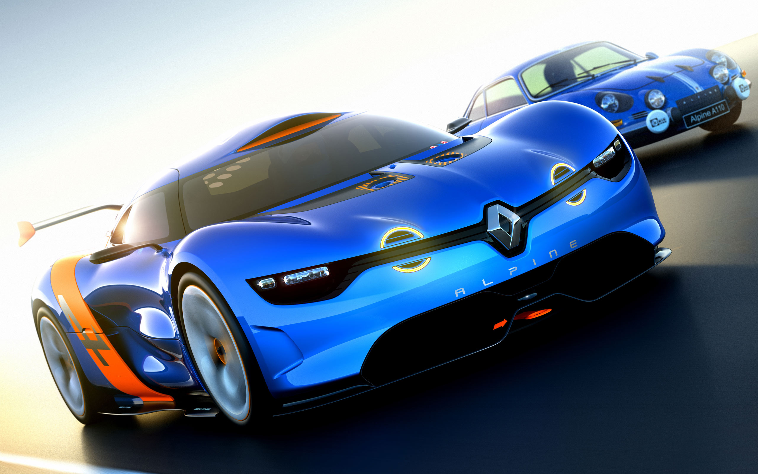 renault alpine a110 50 concept 3 wallpaper hd car wallpapers id 2737. Black Bedroom Furniture Sets. Home Design Ideas