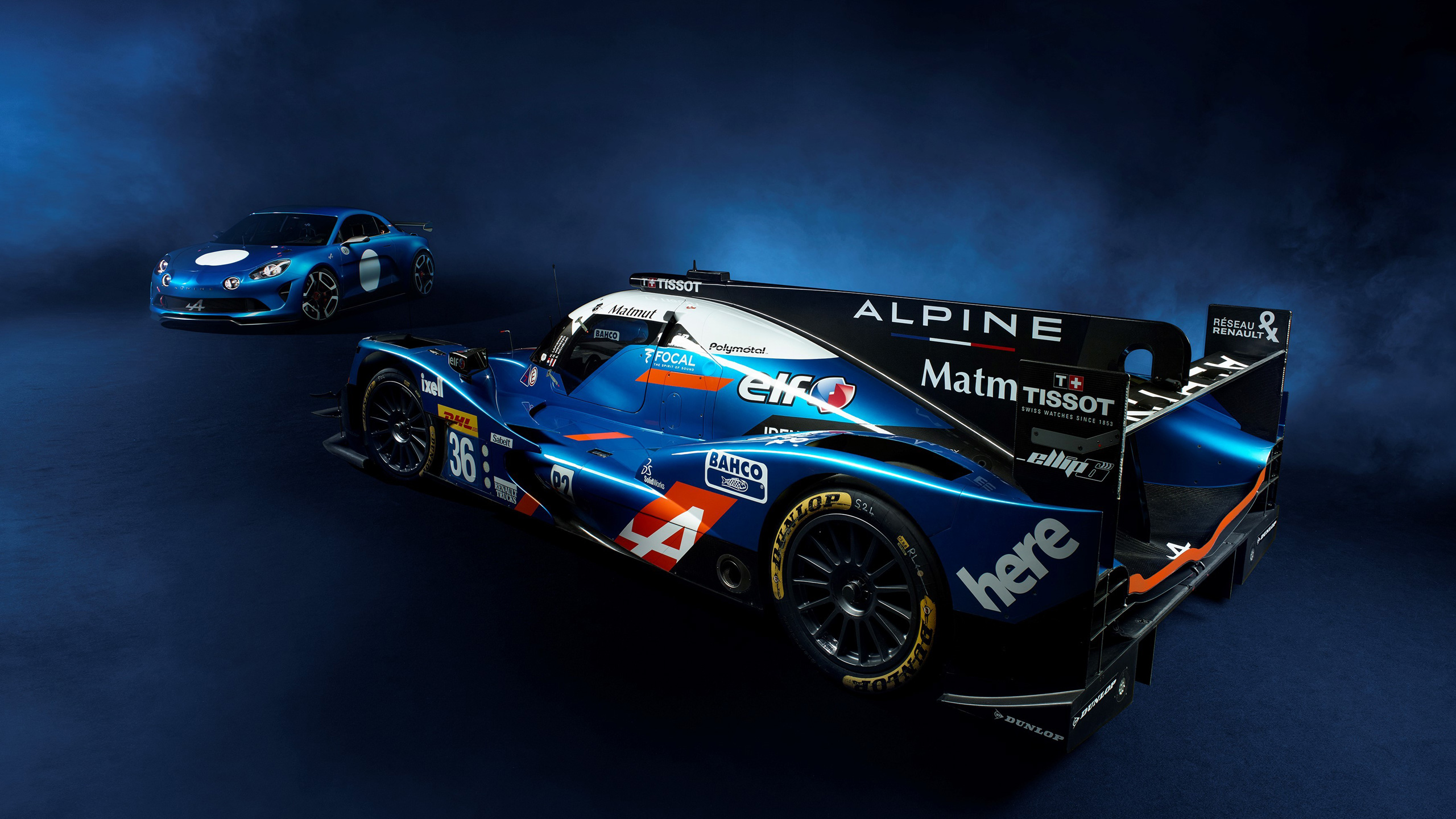 Renault Alpine A460 Race Car 2 Wallpaper | HD Car Wallpapers Race 2 Wallpapers Hd