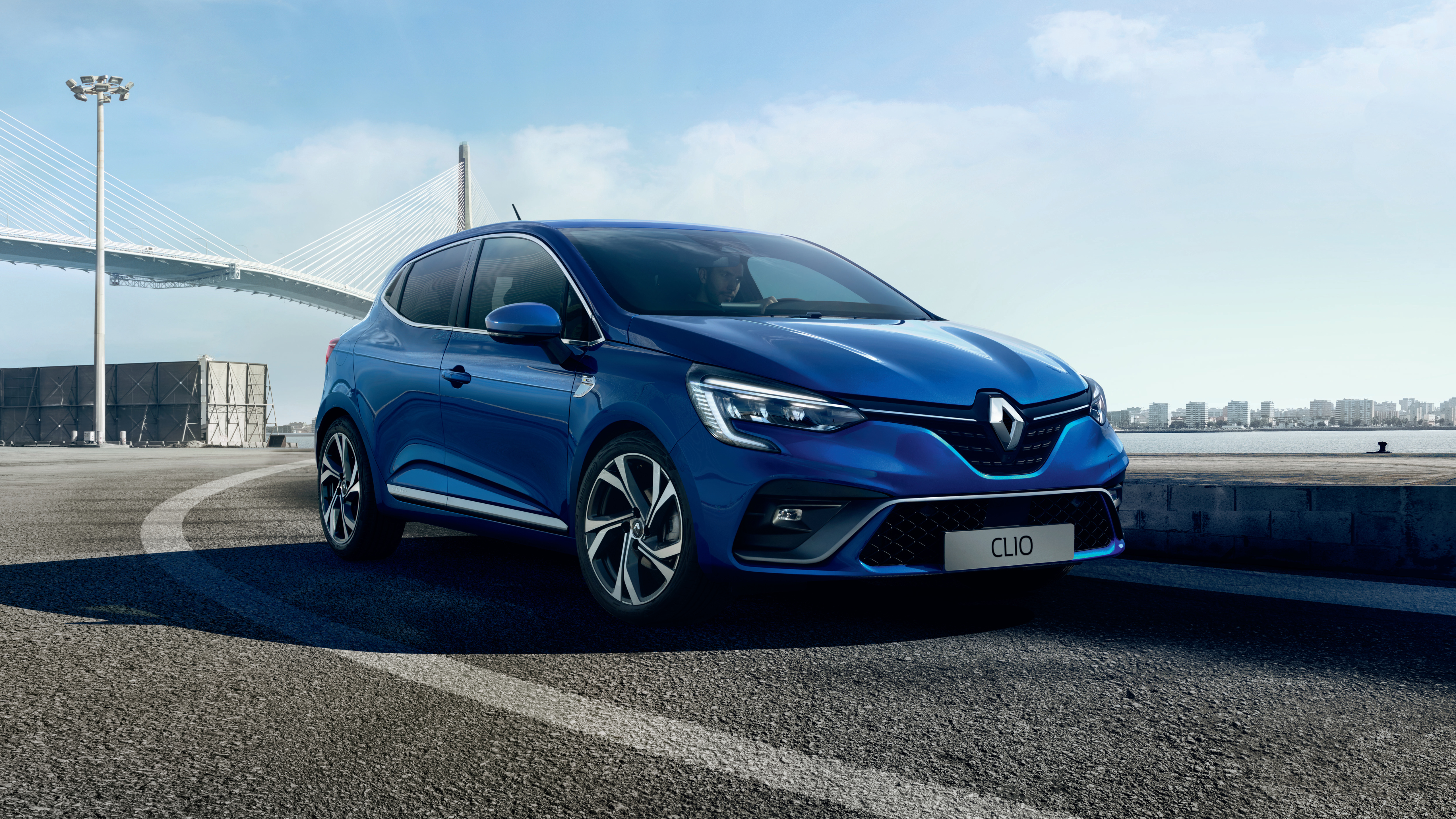 Renault Clio Rs Line 2019 5k Wallpaper Hd Car Wallpapers Id 11944