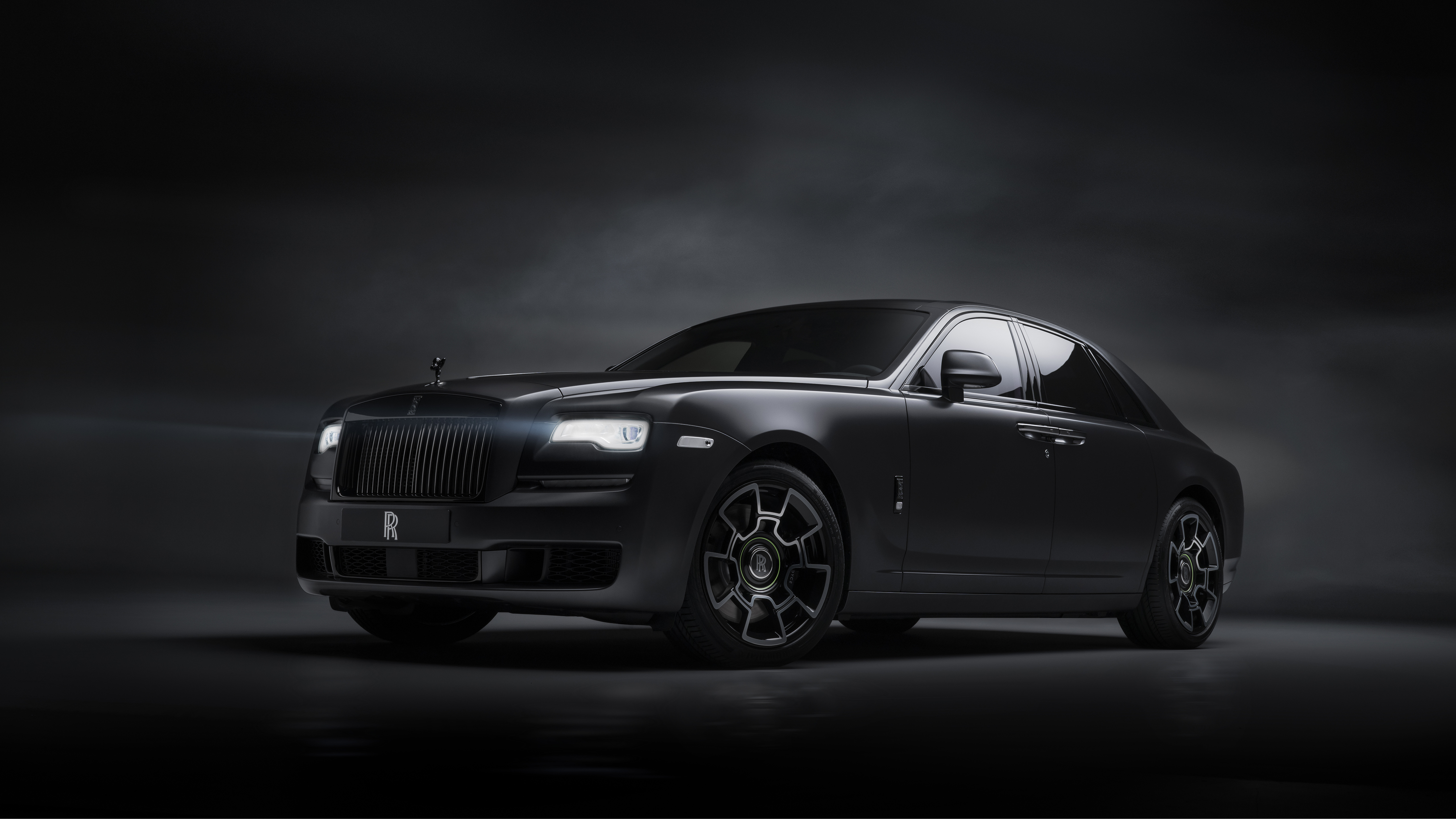 Rolls Royce Ghost Black Badge 2019 5k Wallpaper Hd Car Wallpapers Id 12276
