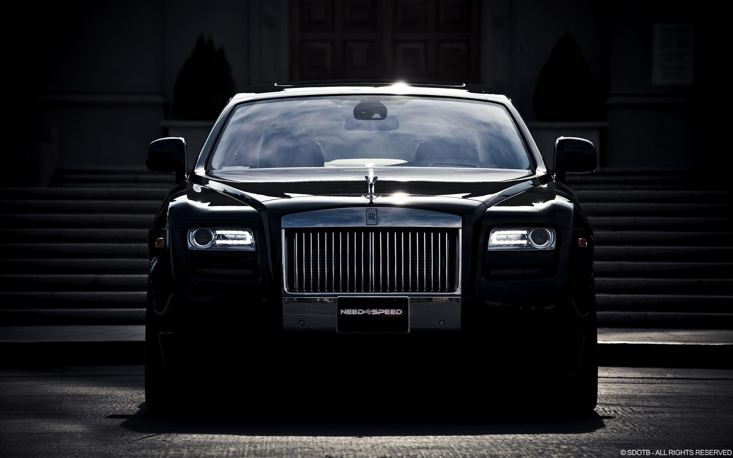 rolls royce ghost by need4speed motorsports wallpaper hd