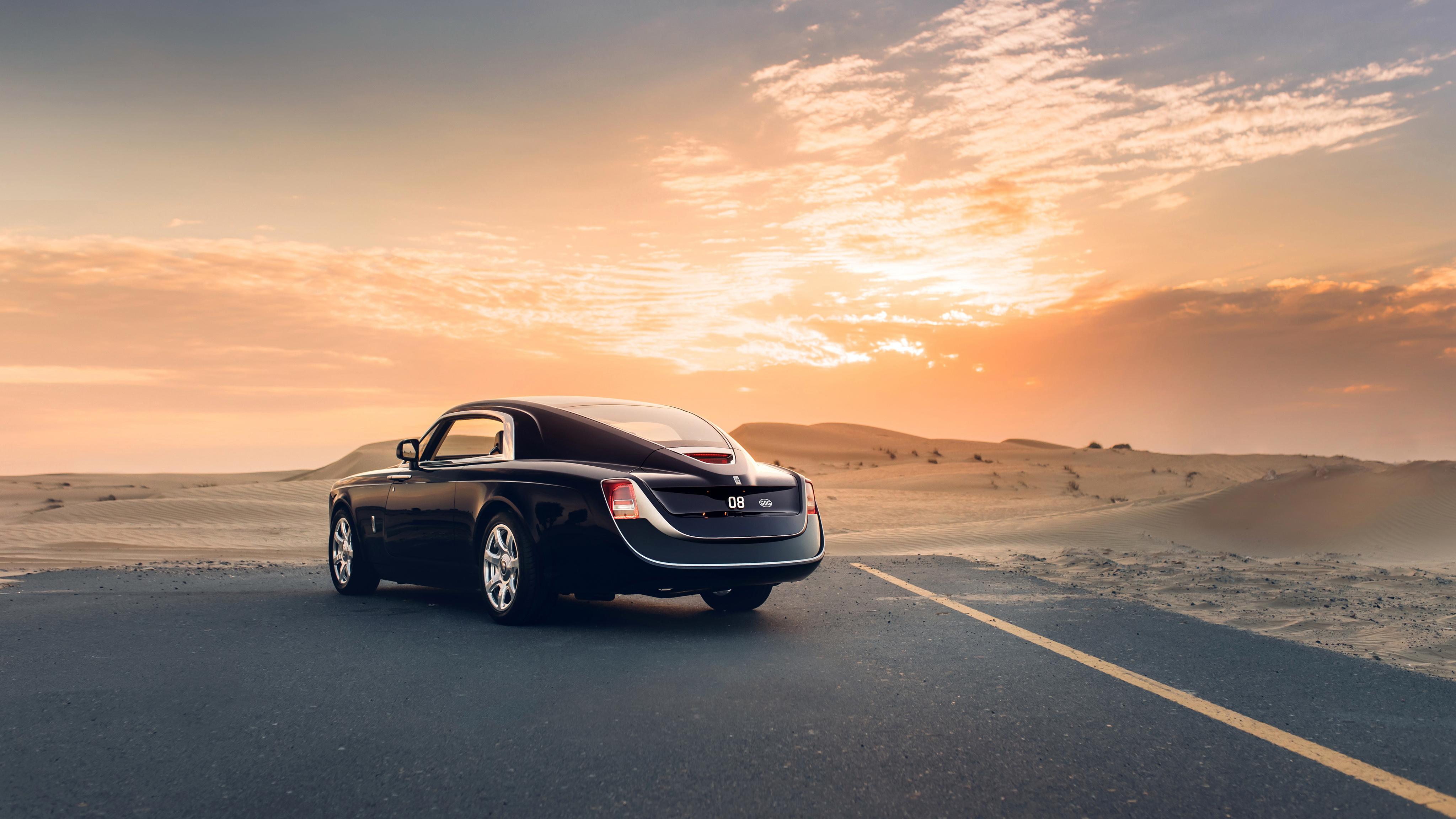 Rolls Royce Sweptail 4K Wallpaper | HD Car Wallpapers | ID ...