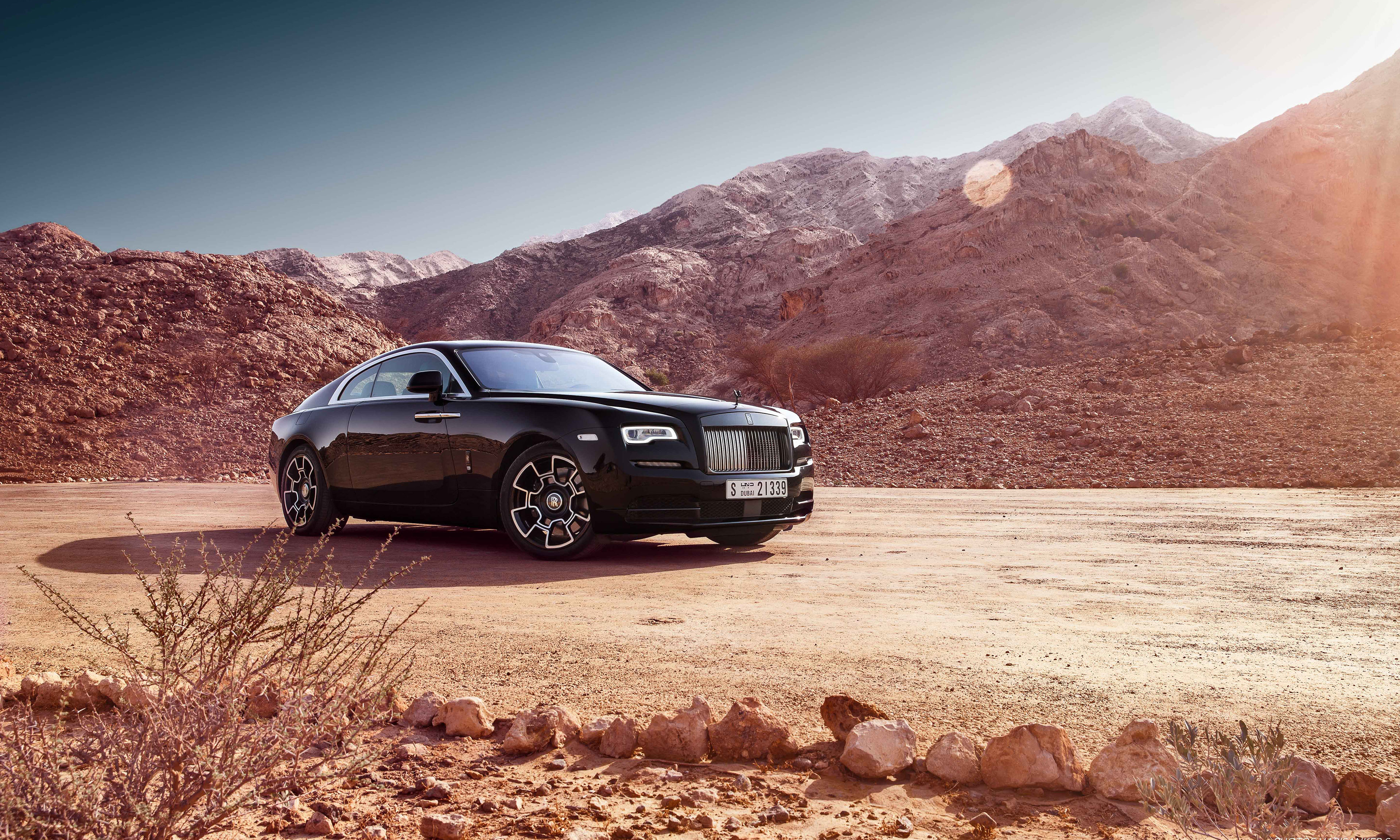Rolls Royce Wraith Black Badge 4k Wallpaper Hd Car Wallpapers Id 11120