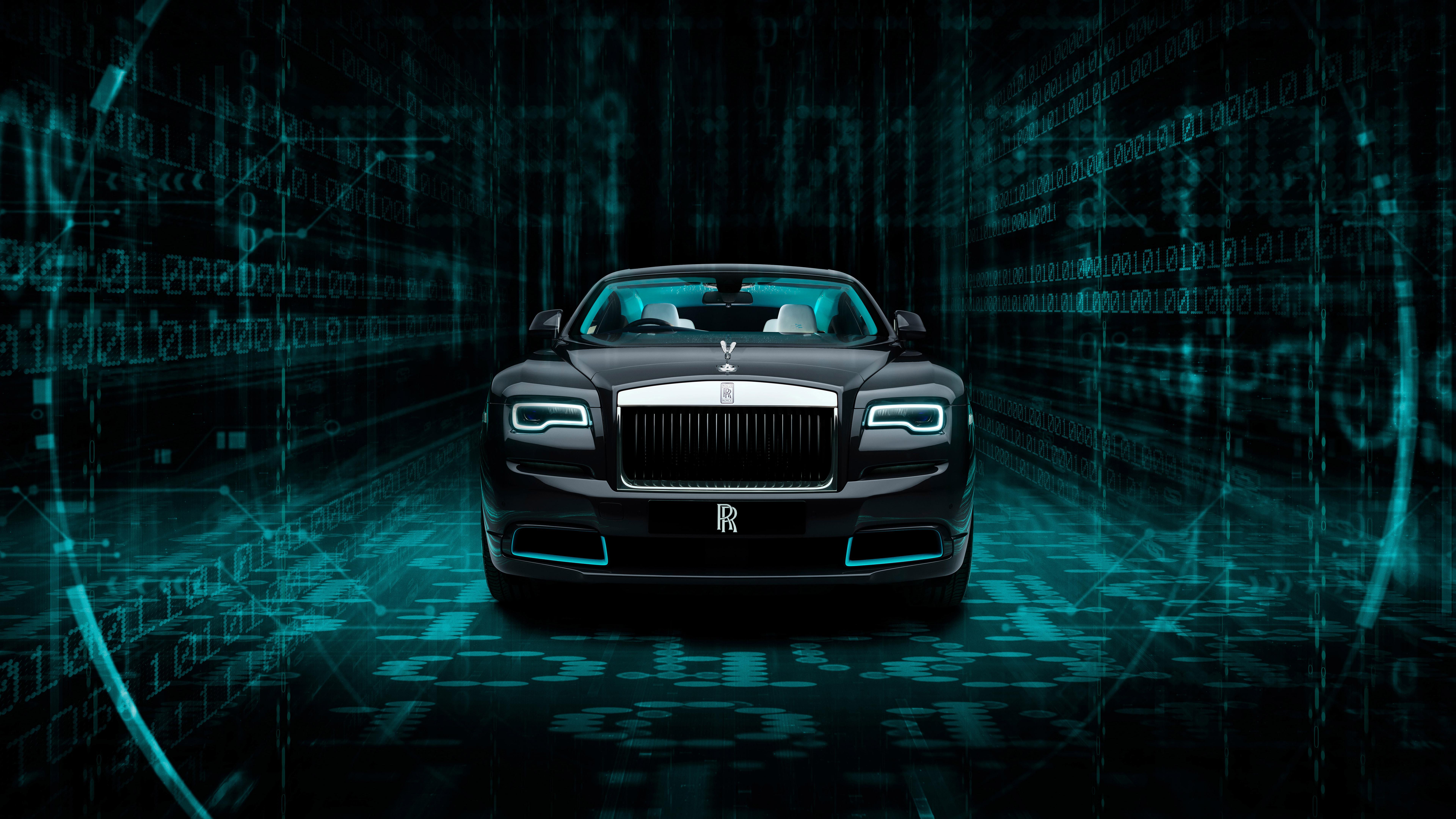 Rolls-Royce Wraith Kryptos Collection 2020 4K 8K 2 ...