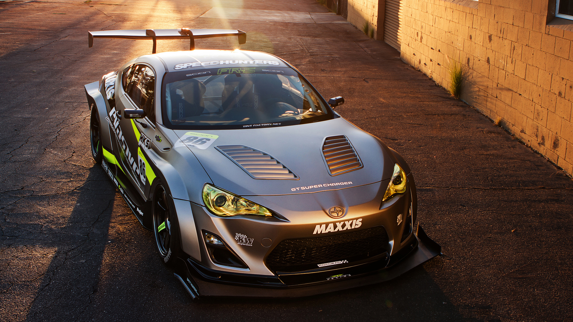 Scion FR S Supercharger Wallpaper   HD Car Wallpapers   ID ...