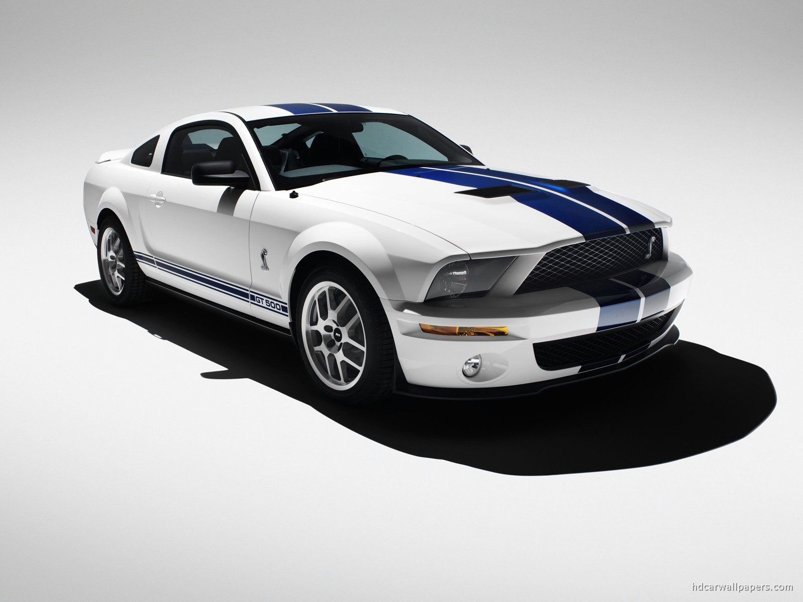 Shelby Cobra GT500 Mustang 4 Wallpaper  HD Car Wallpapers
