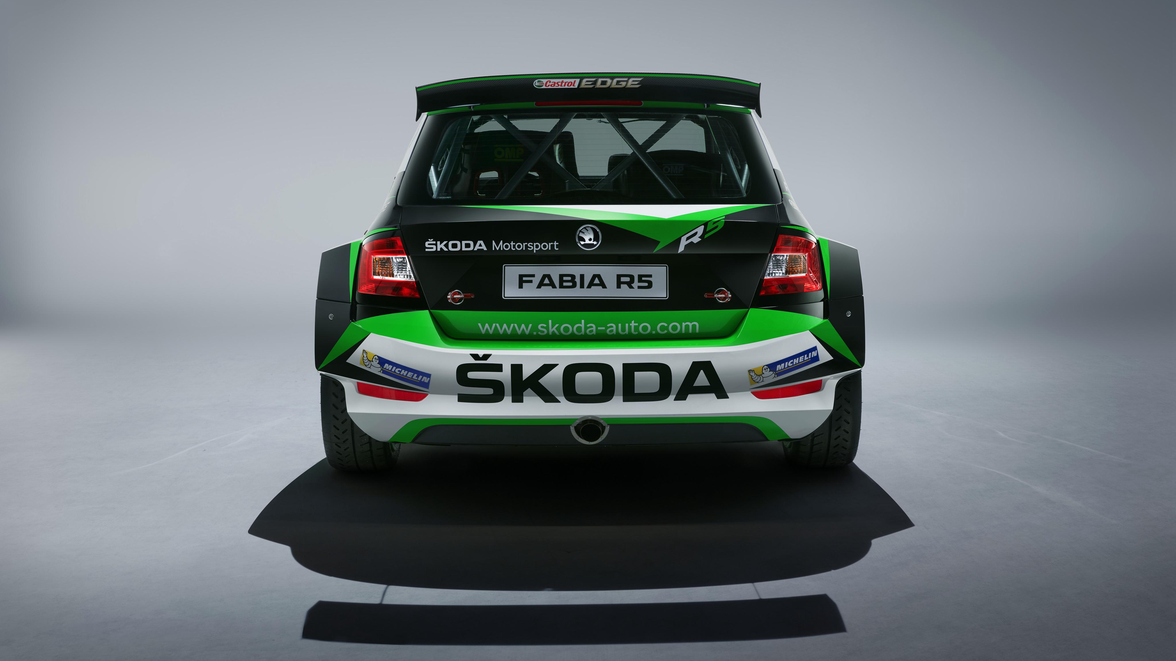 Skoda Fabia R5 Concept 4k 2019 2 Wallpaper Hd Car Wallpapers Id 11635